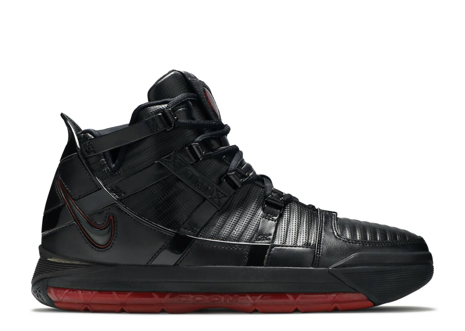 new product 812aa a299d Newest Nike Zoom Lebron X 10 Black Varsity Red Red Medal