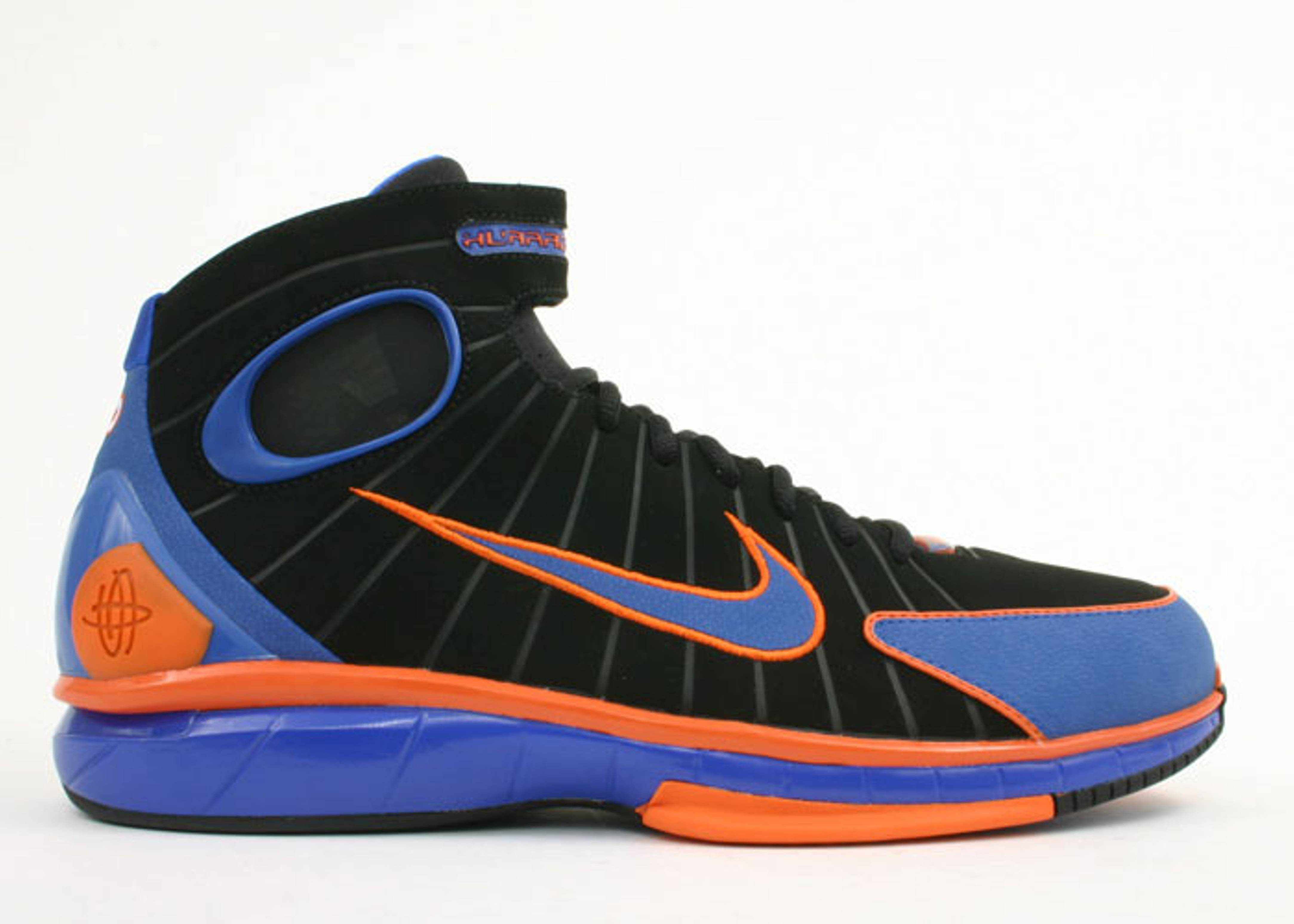 "air zoom huarache 2k4 ""allan houston"""