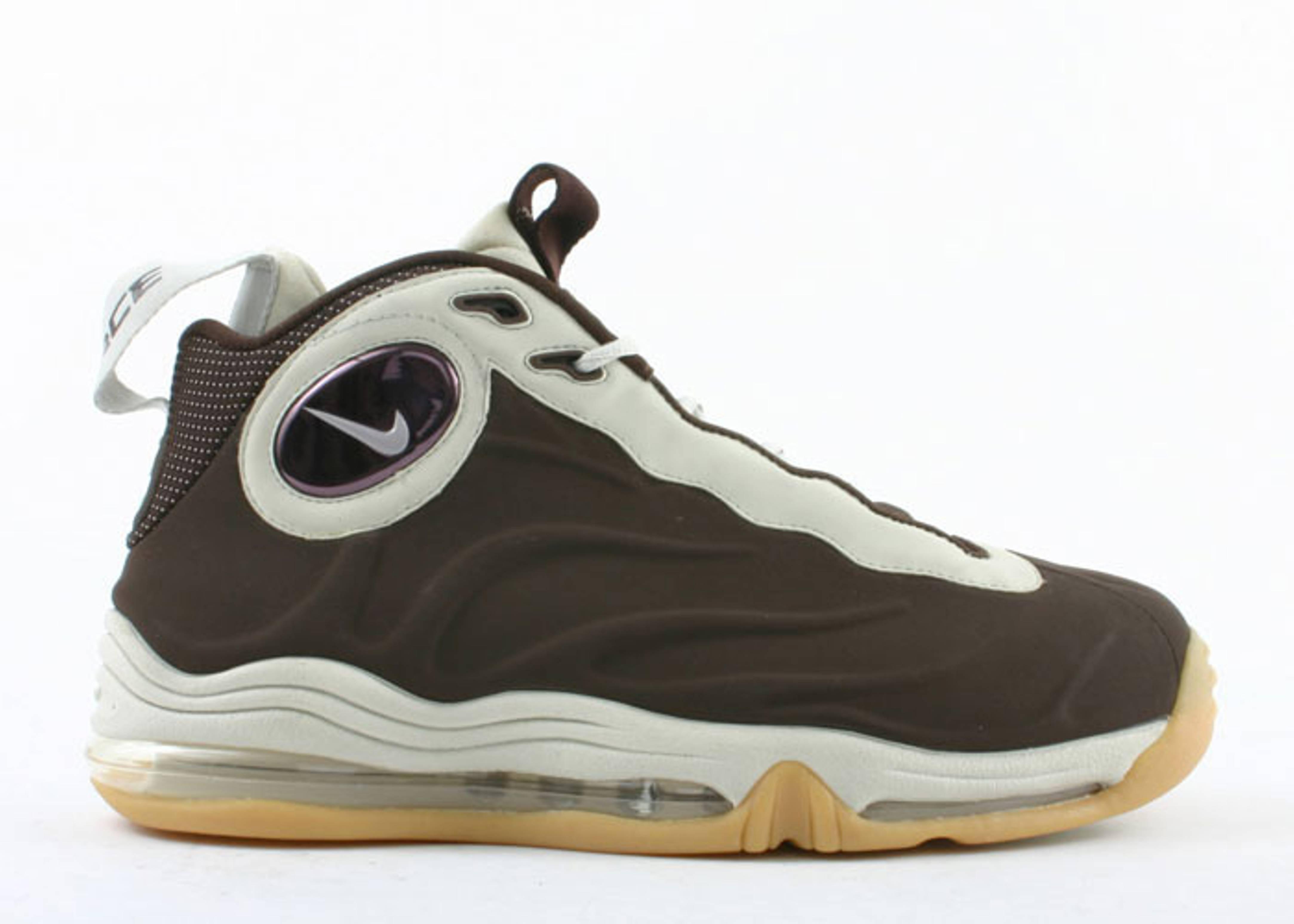 watch 4f52a 954ba Total Foamposite Max - Nike - 307717 201 - baroque brown/light bone |  Flight Club