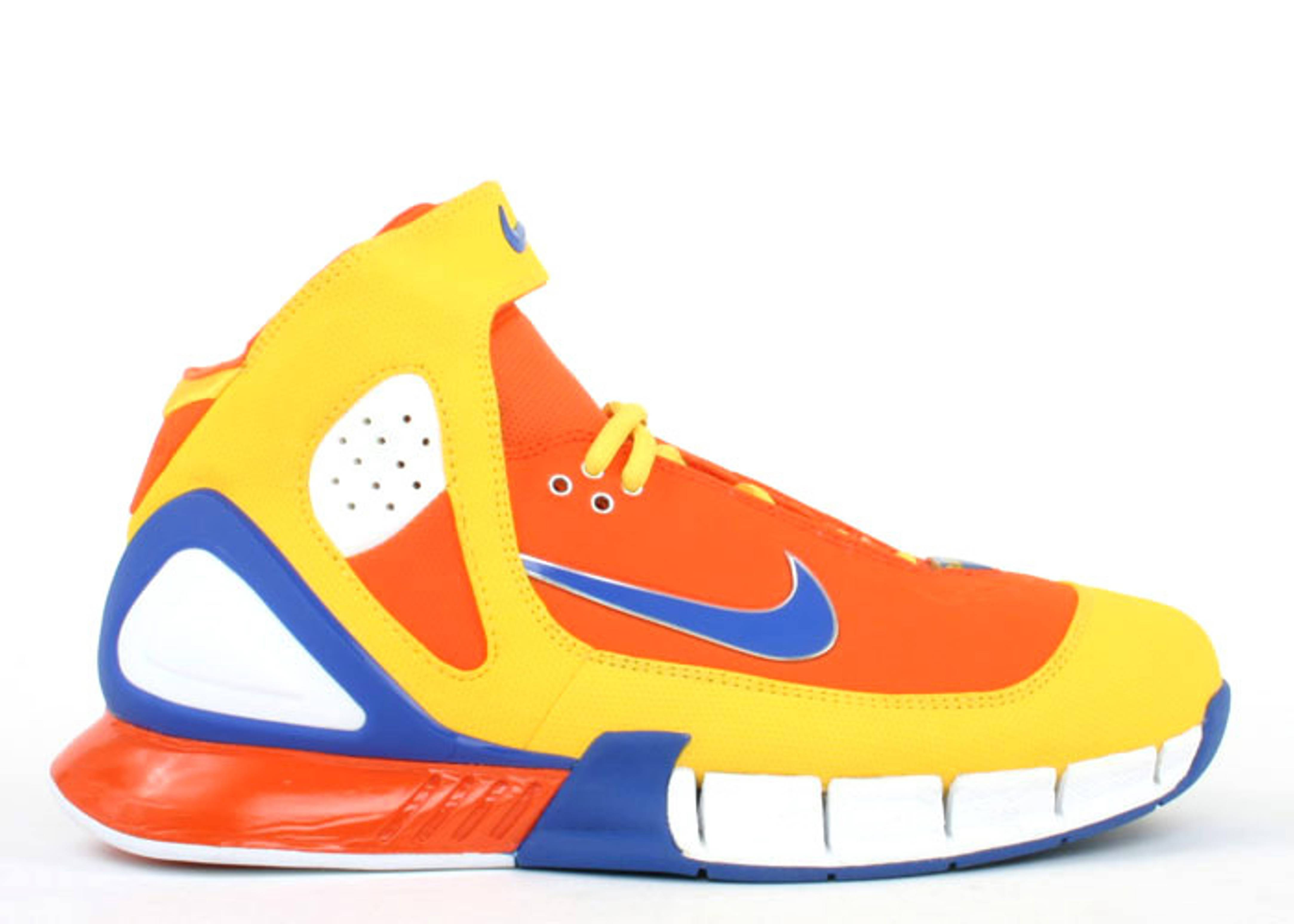 "air zoom huarache 2k5 id ""sole collector cowboy special"""