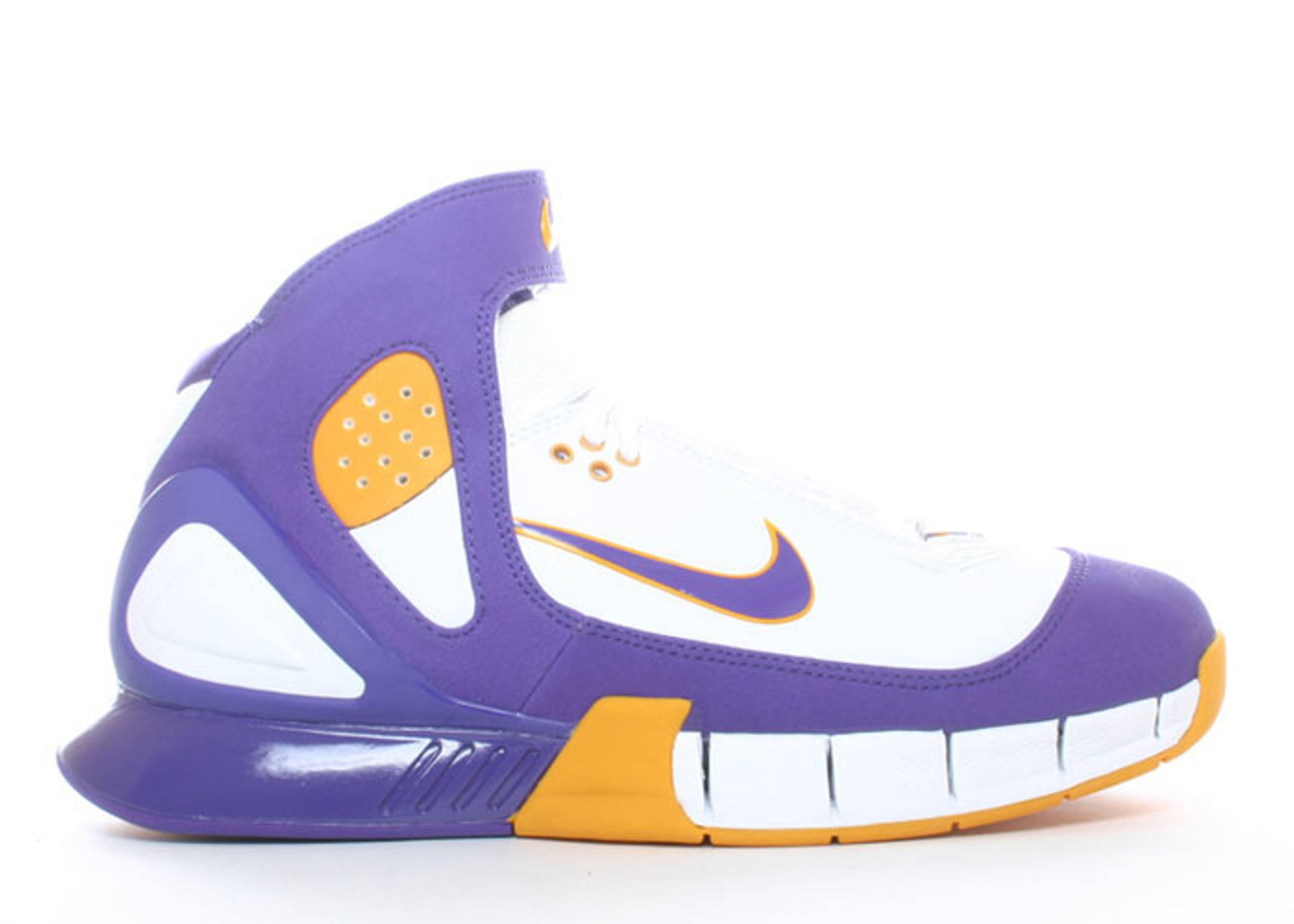 29edfdaddab4 Air Zoom Huarache 2k5 - Nike - 310850 151 - white varsity purple ...