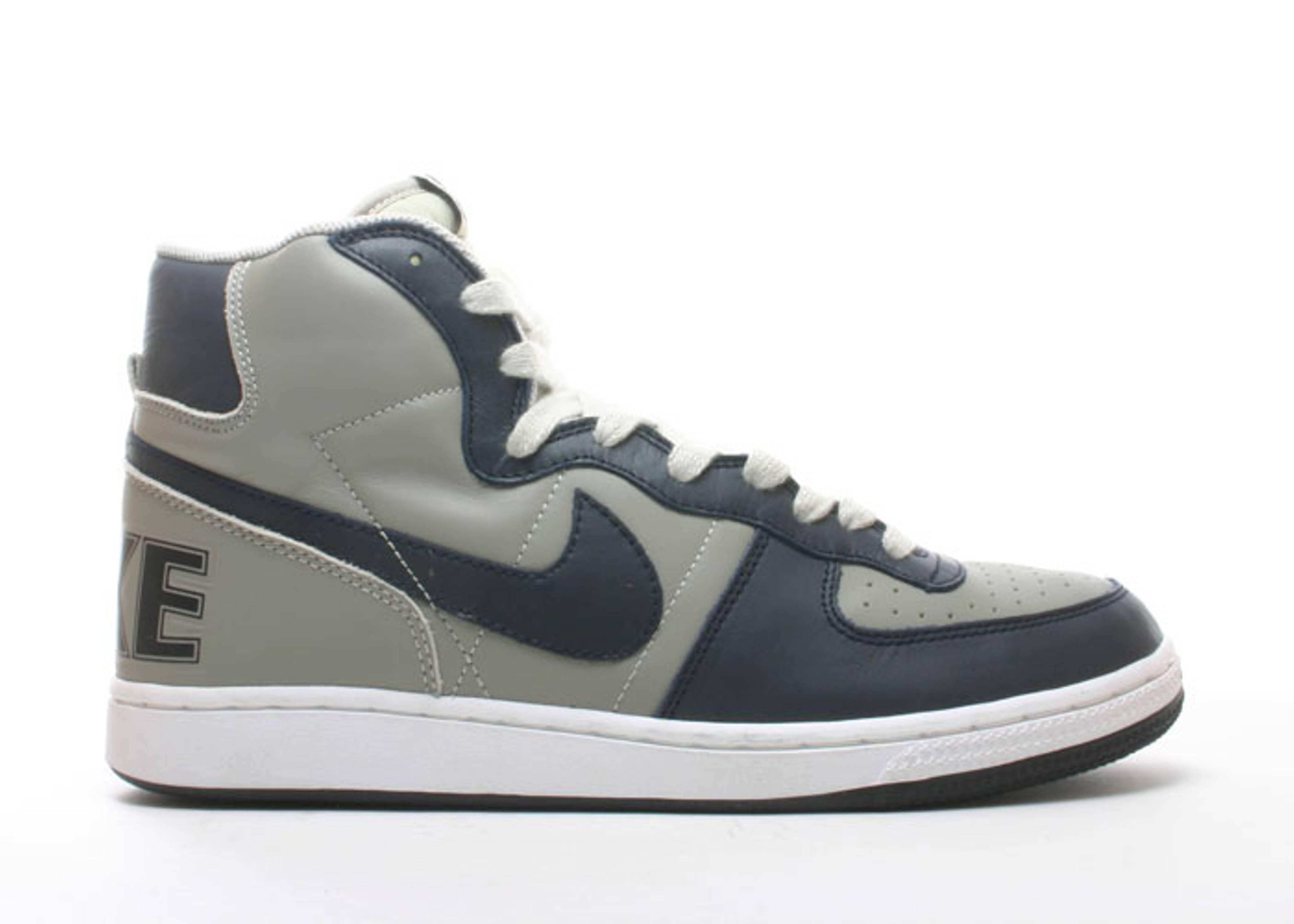 179490d48b Terminator Hi - Nike - 307147 041 - college grey/obsidian | Flight Club