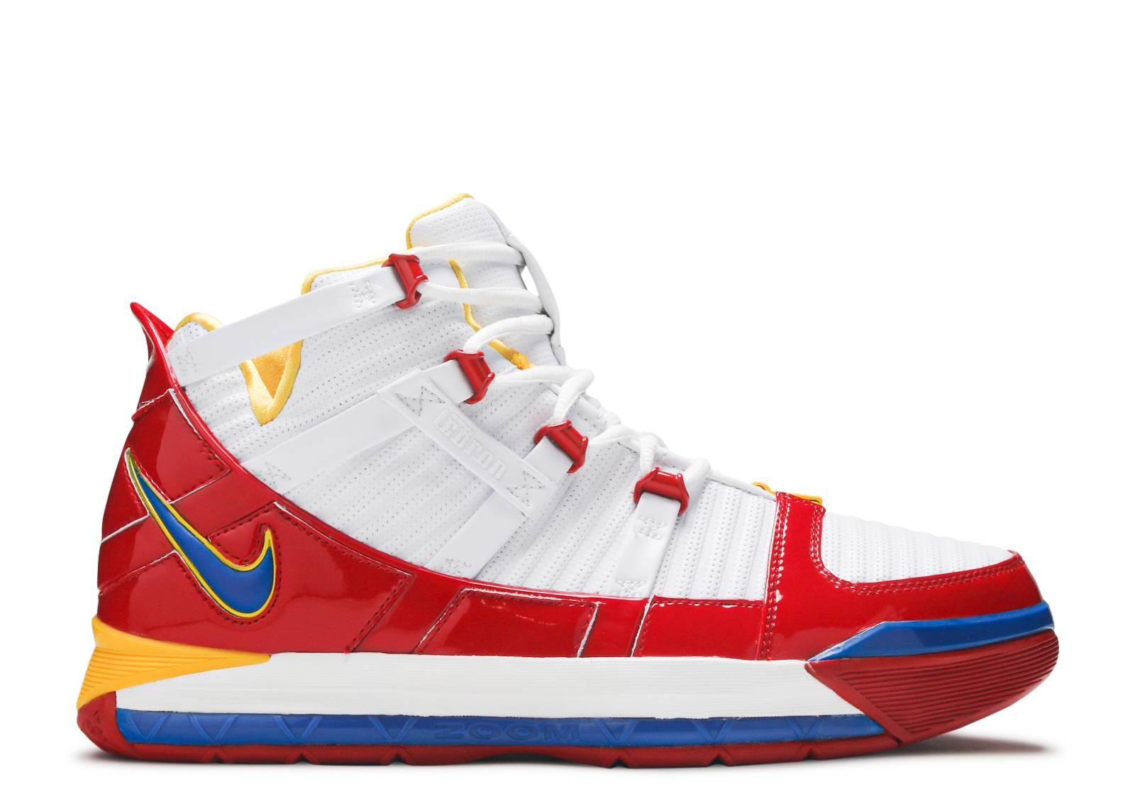 "zoom lebron 3 ""superman"""