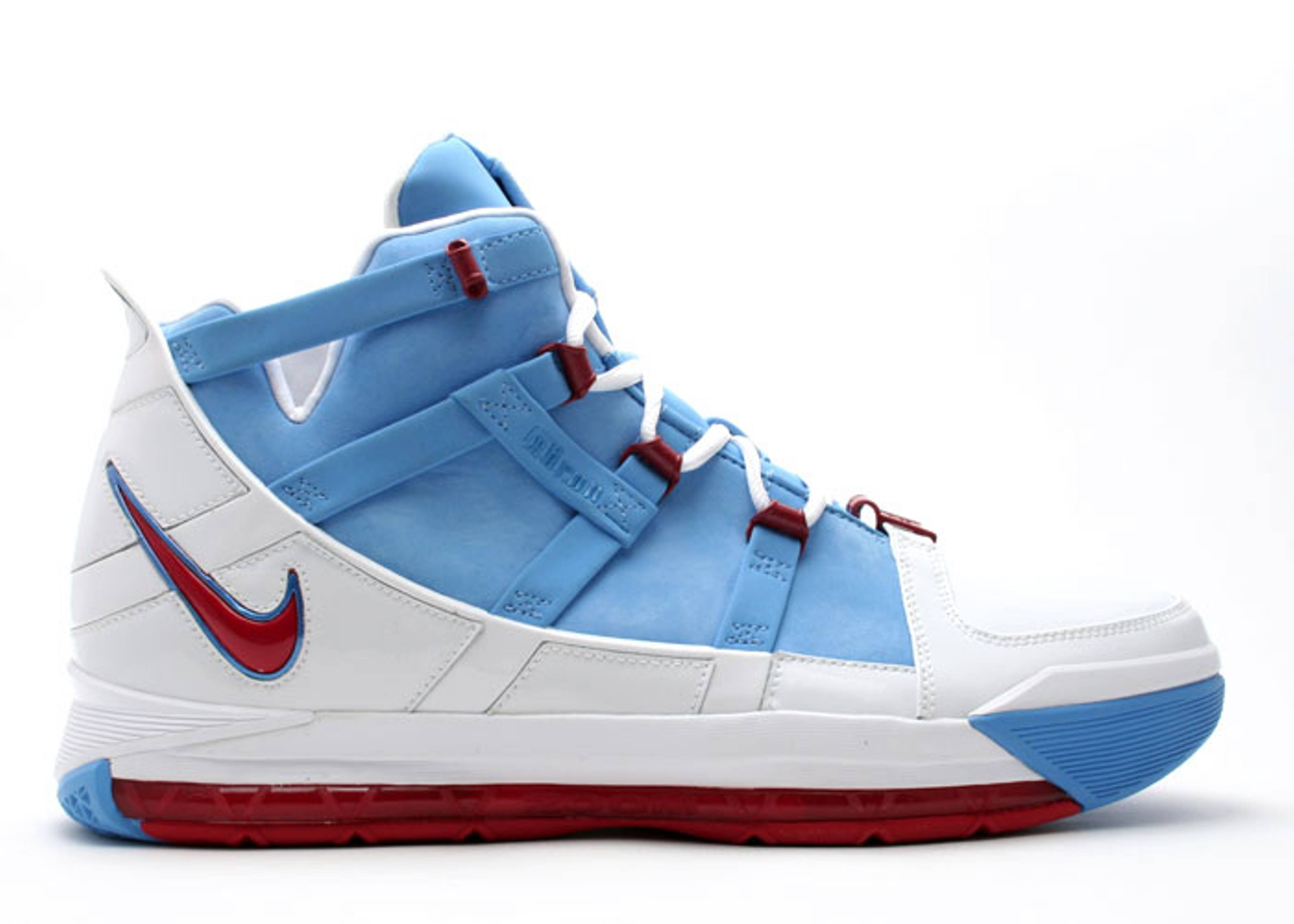 "zoom lebron 3 ""houston oilers"""