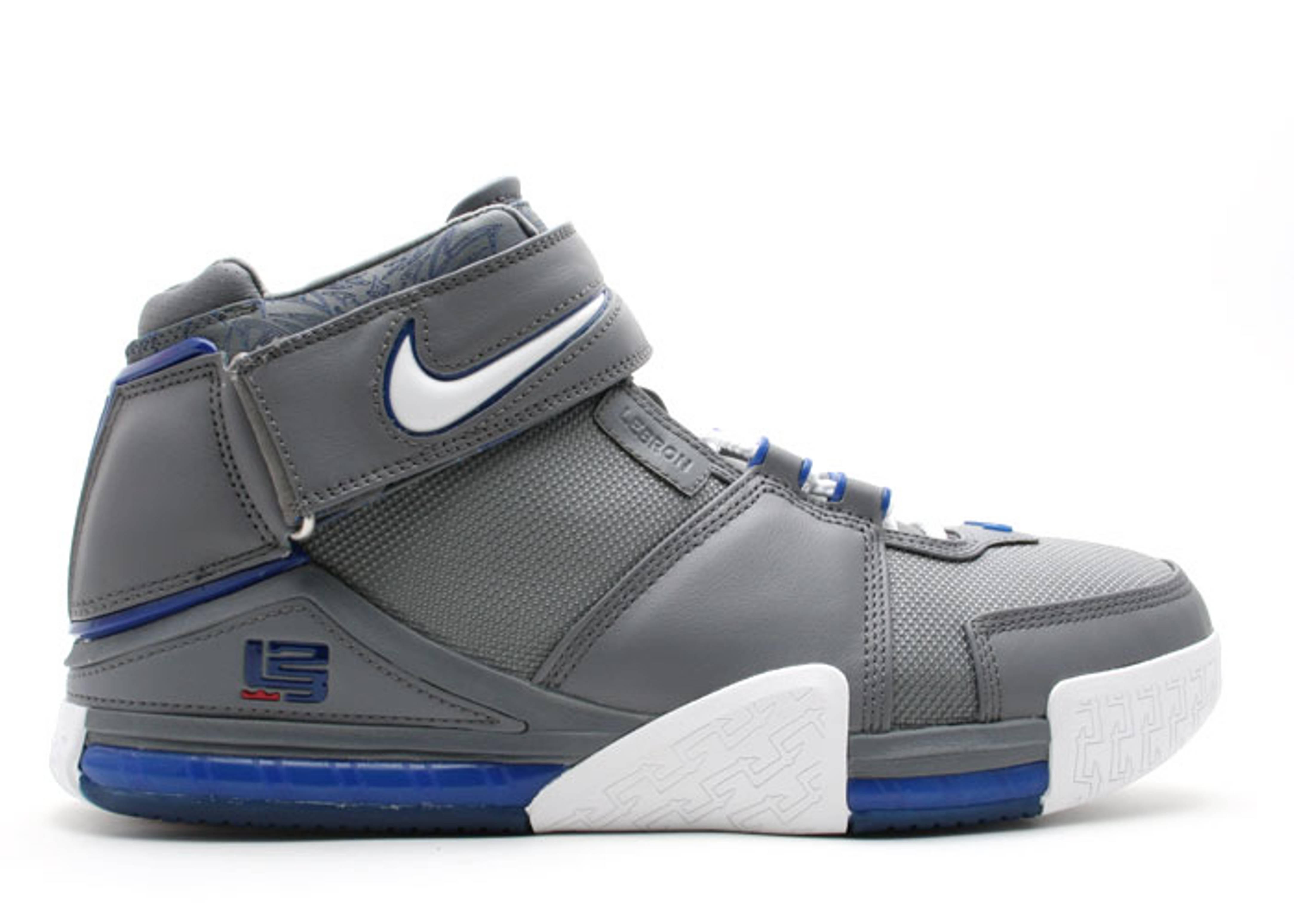 Nike Zoom Lebron 2 - 309378 012
