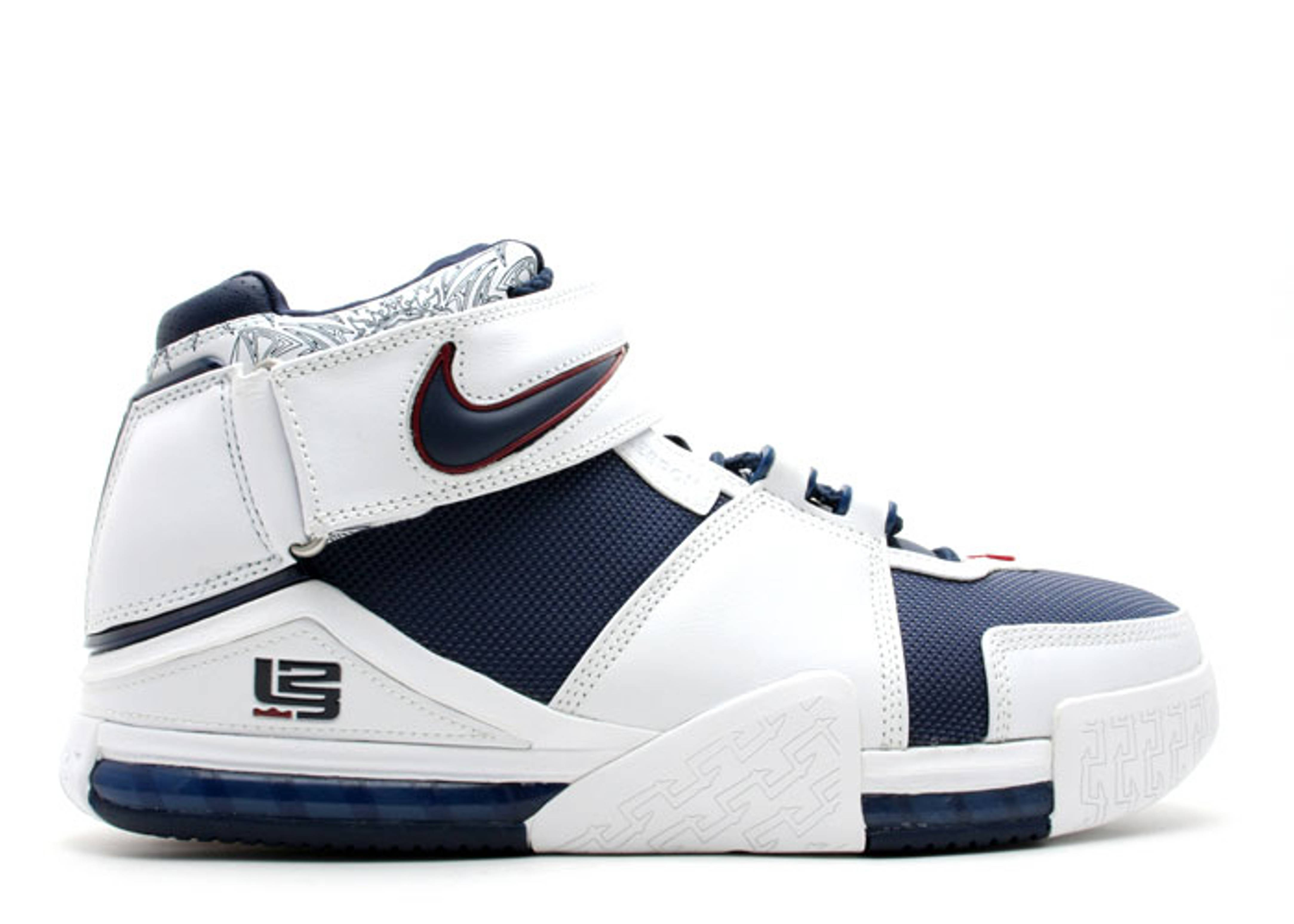 best cheap 04dea e1a42 zoom lebron 2