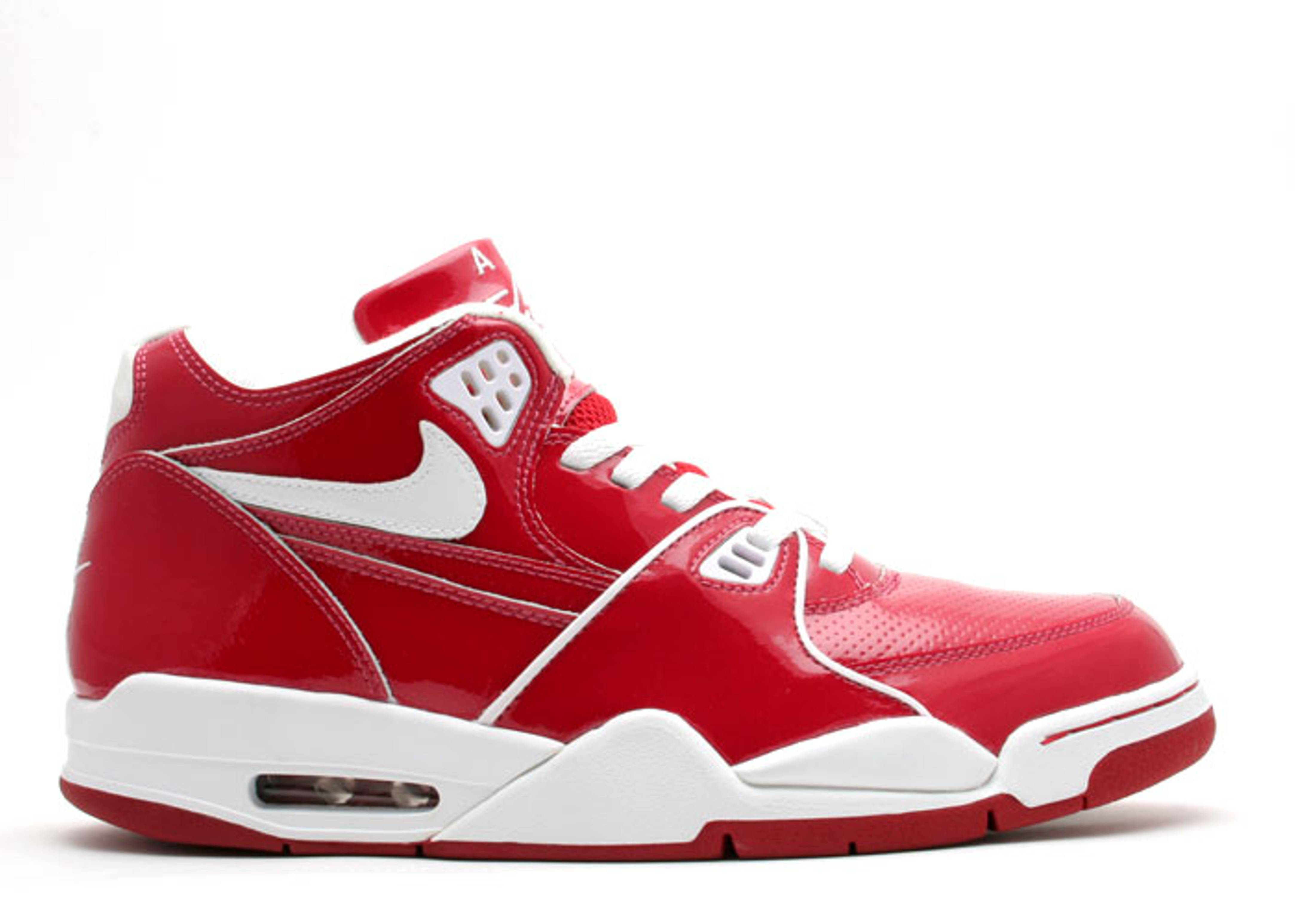 huge selection of bc04a 77dc1 Air Flight 89 - Nike - 630381 611 - varsity red white (patent)   Flight Club