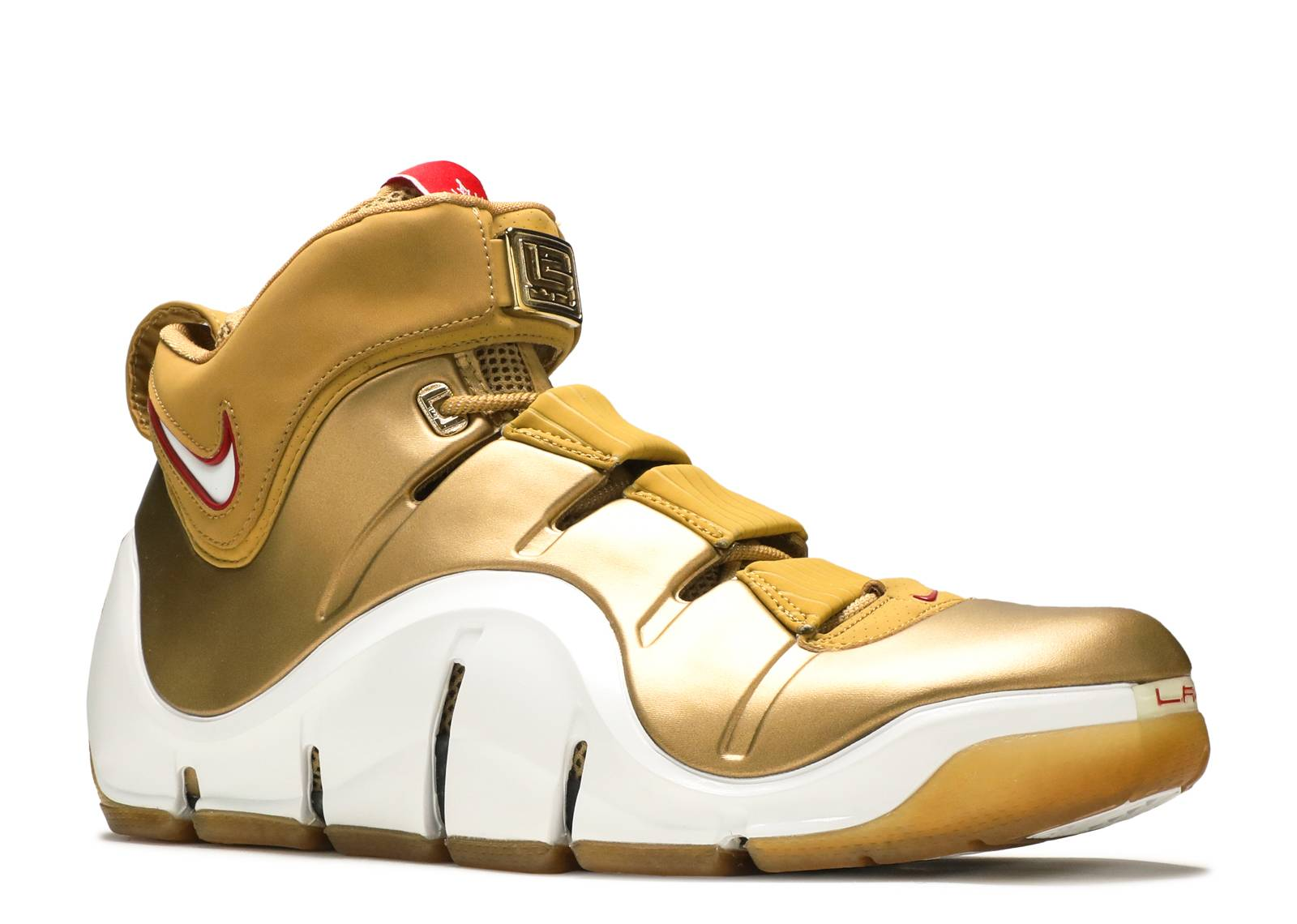 gold lebron 4