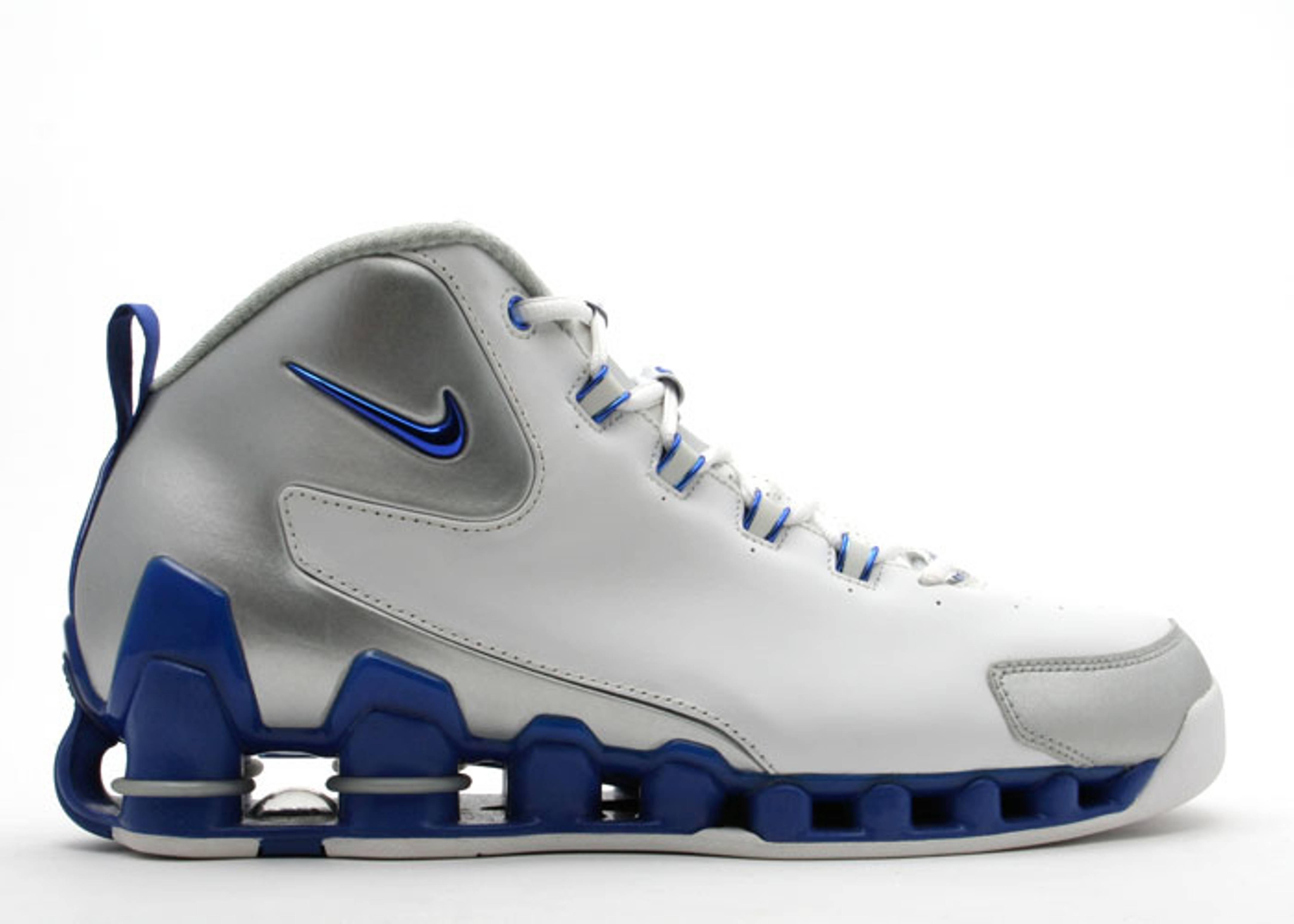 2d8d74522c5 ... Shox Vc 3 - Nike - 307111 141 - white silver-royal Flight Club ...
