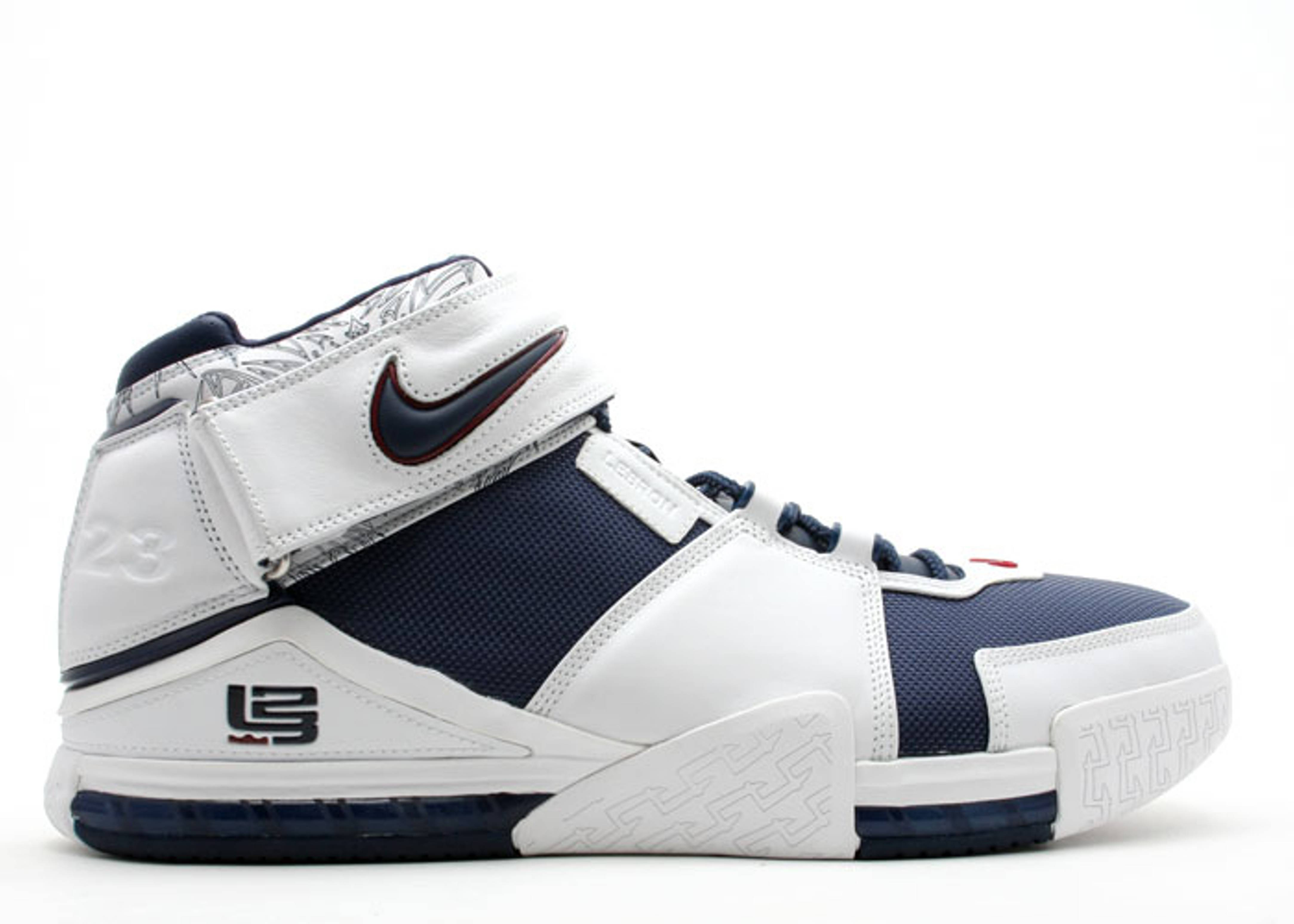 "zoom lebron 2 ""lebron james player exclusive"""