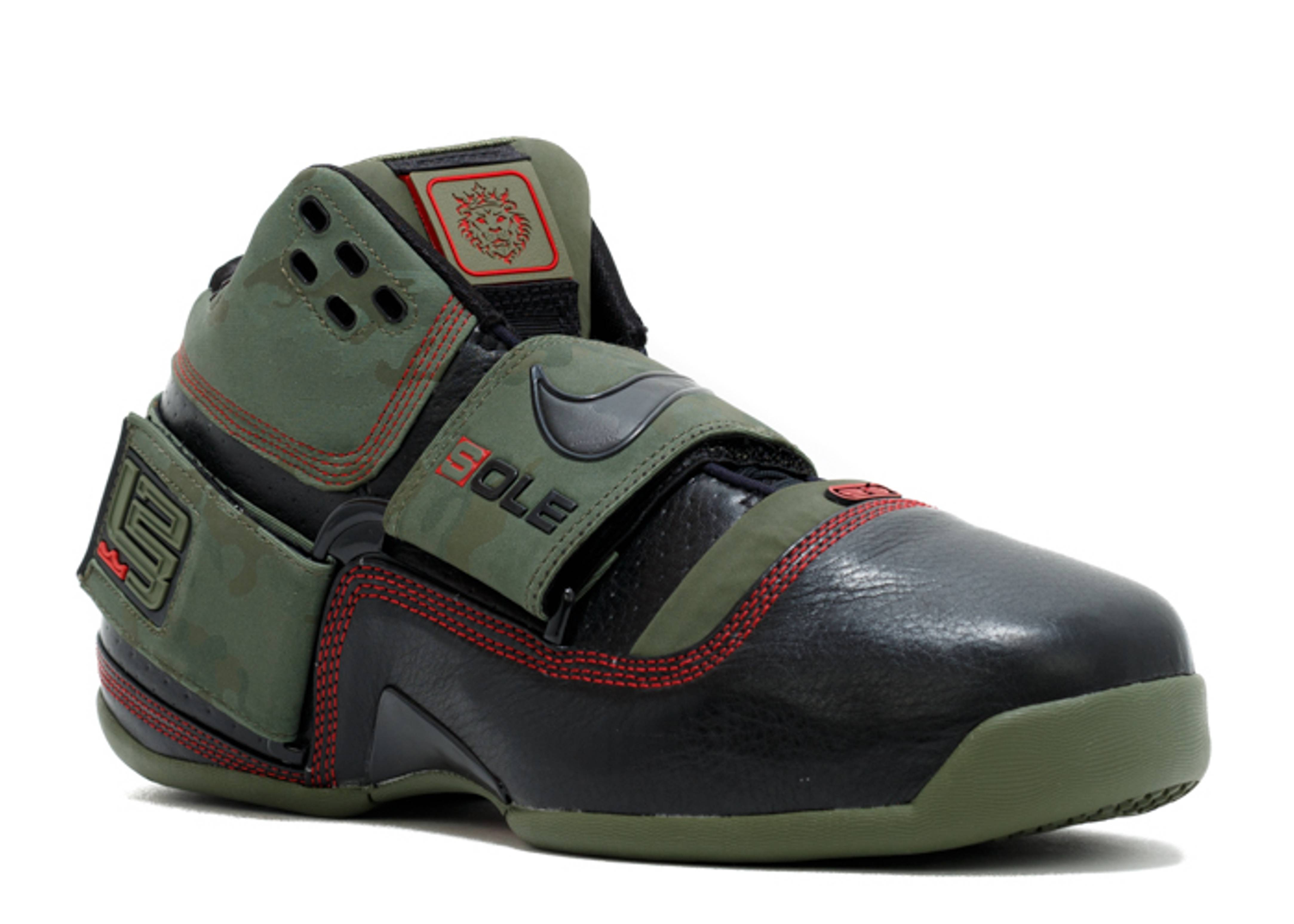 a61c94274d2 ... cheapest nike lebron soldier 9 cavs zoom lebron soldier sole bar black  camo red flight club ...