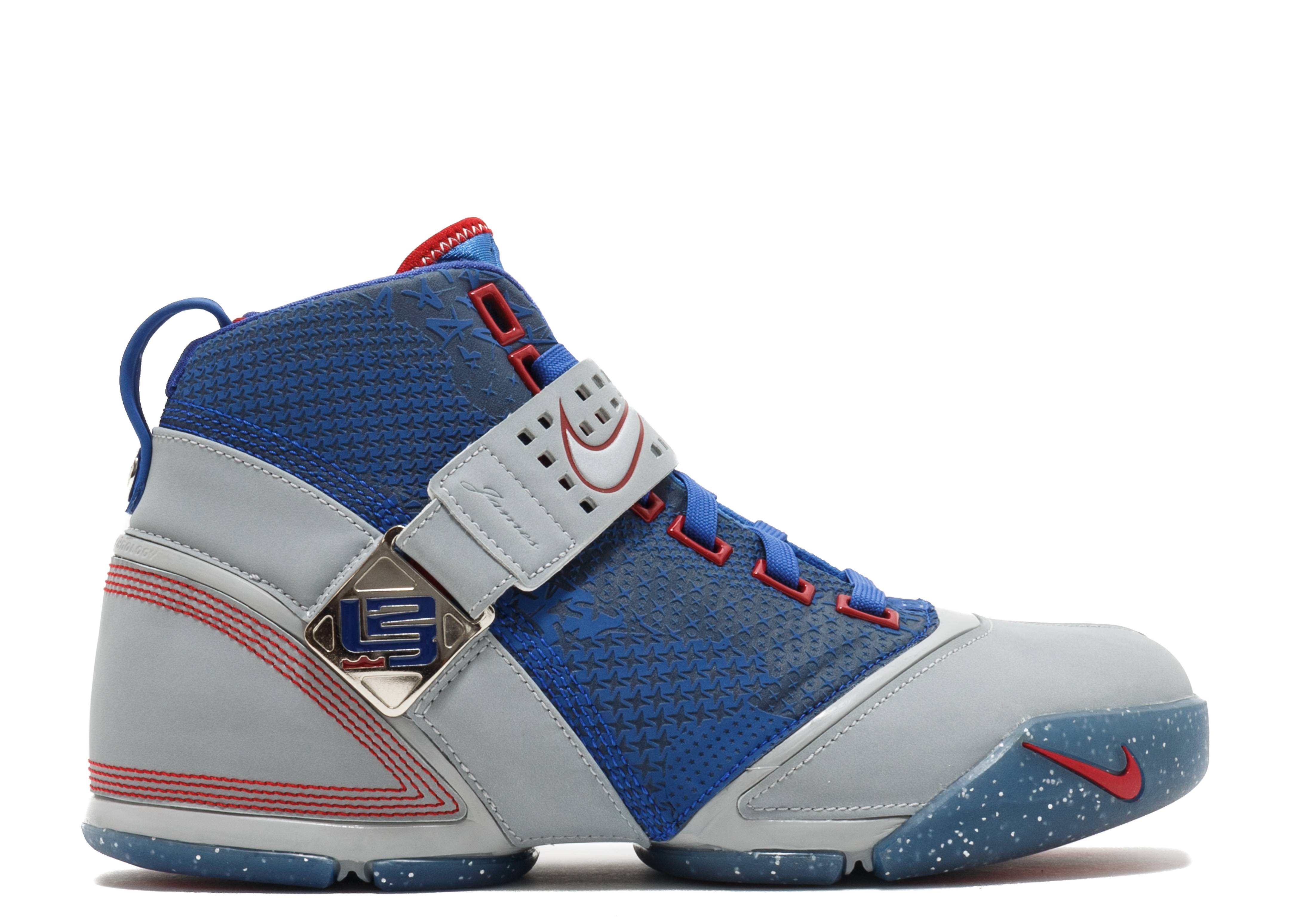 "zoom lebron 5 ""nba all-star"""