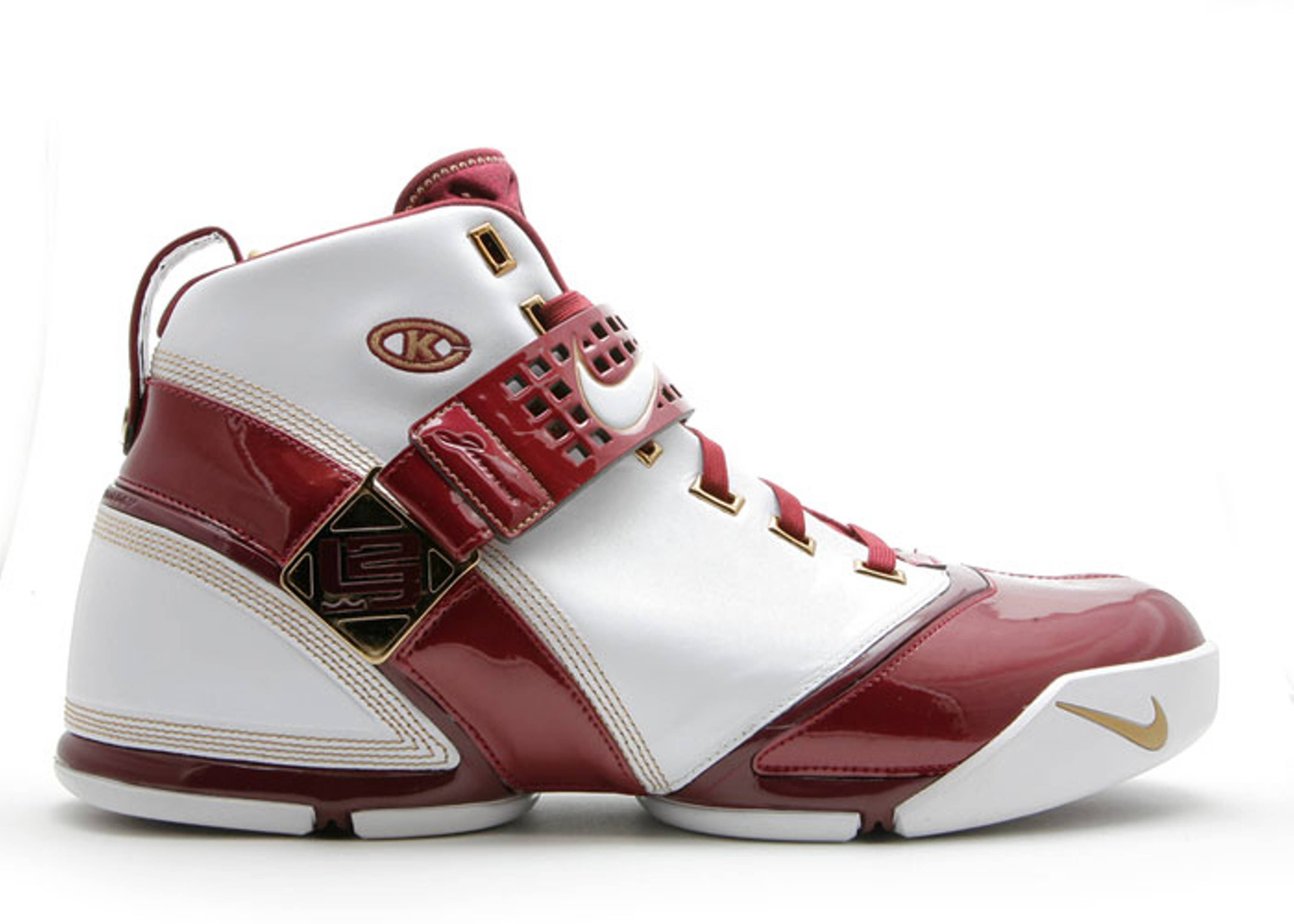 68abad046759f cheapest nike. zoom lebron 5 home christ the king 700eb 68ef3