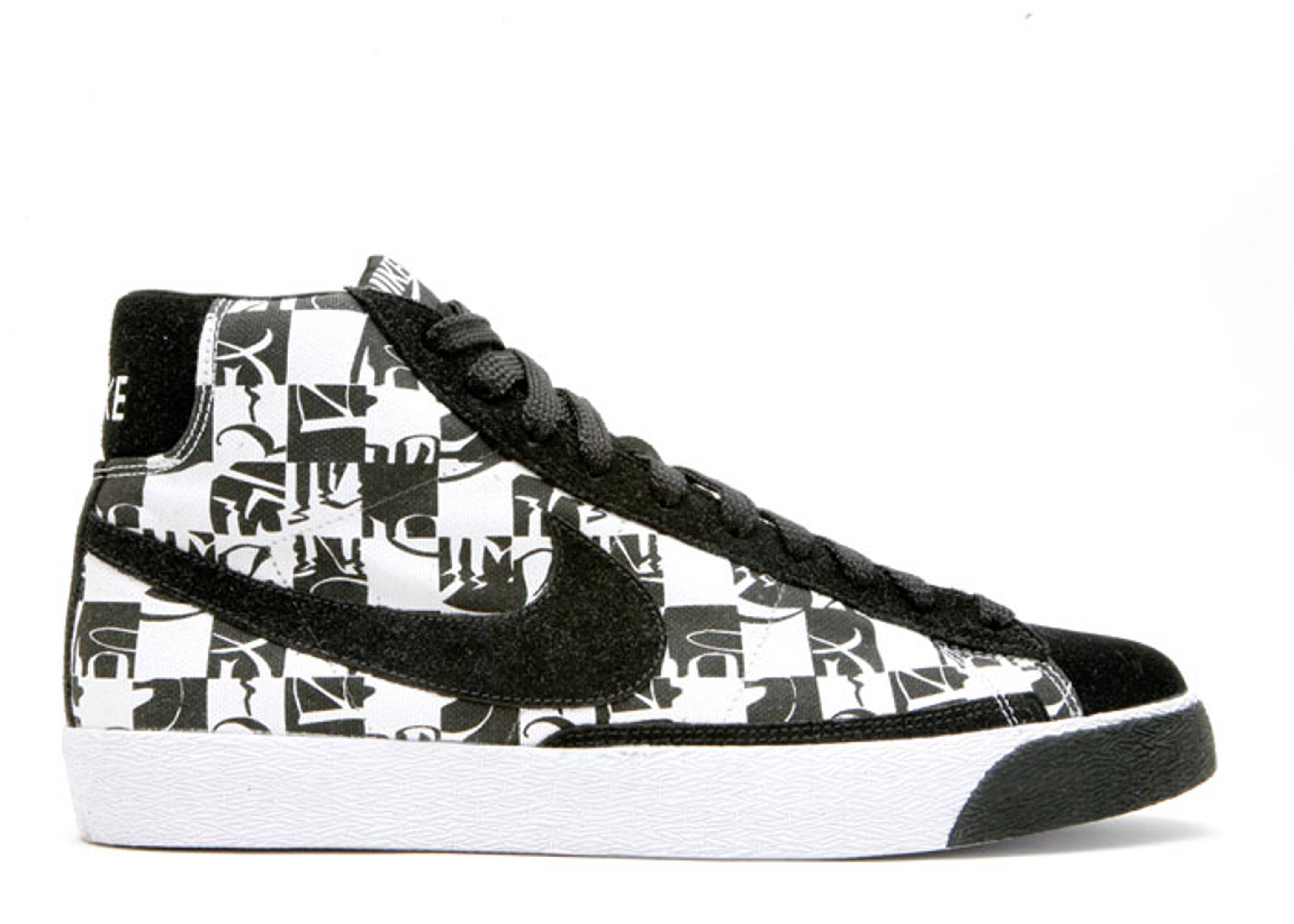 "blazer high premium tz ""stussy x neighborhood"""