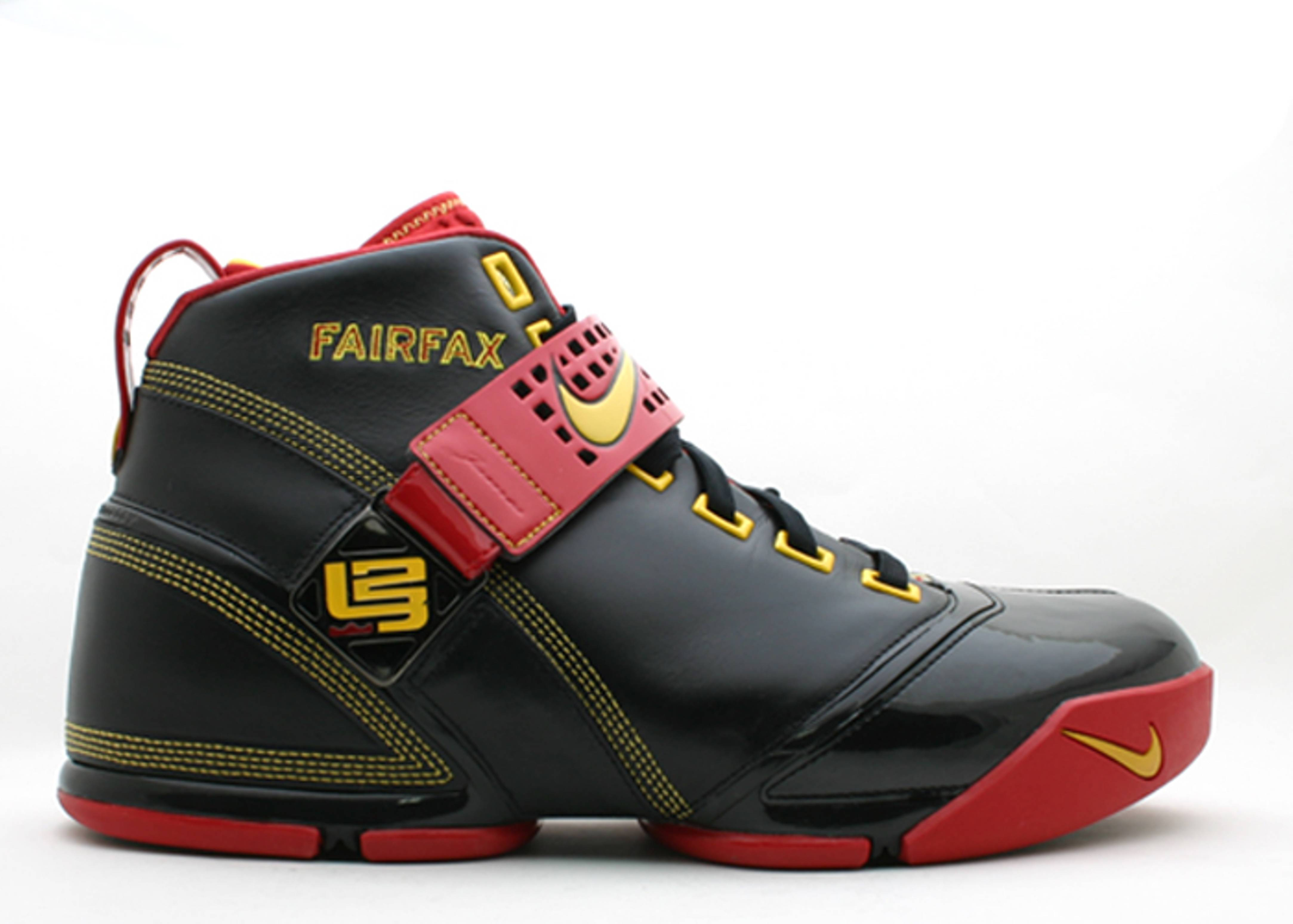 "zoom lebron 5 ""fairfax"""