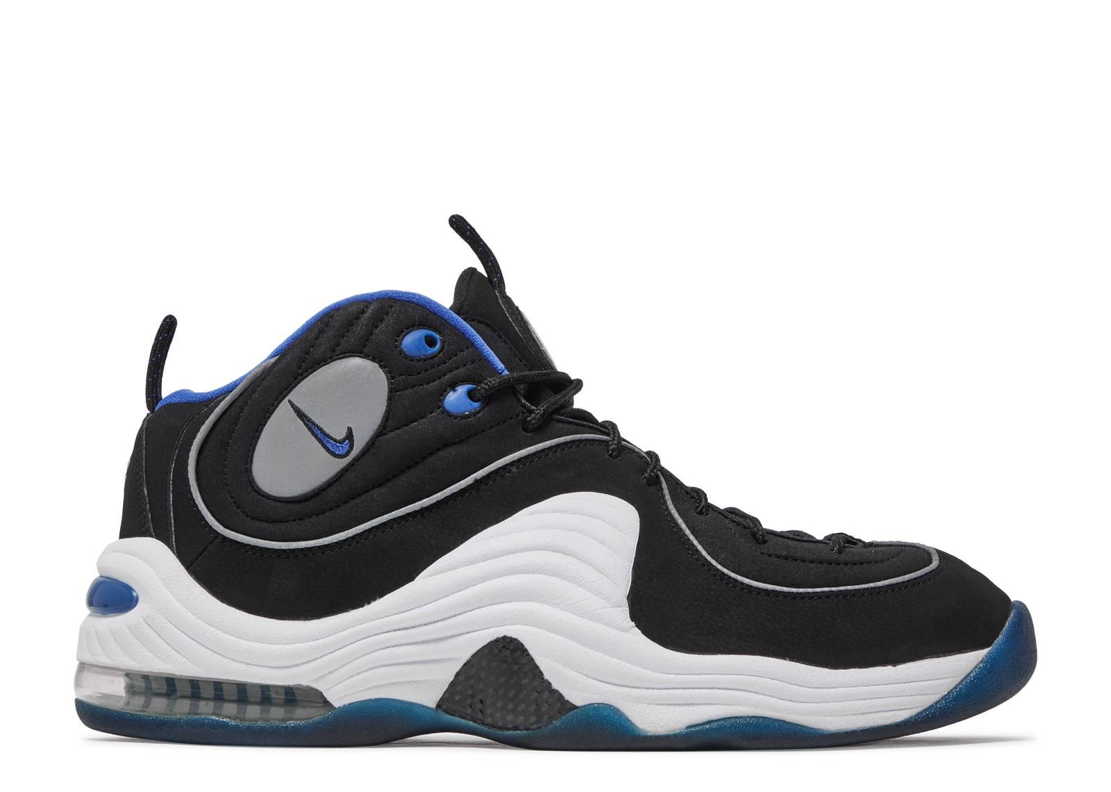 Air Penny 2 - Nike - 333886 041 - black varsity royal-white  dbe8f2b55