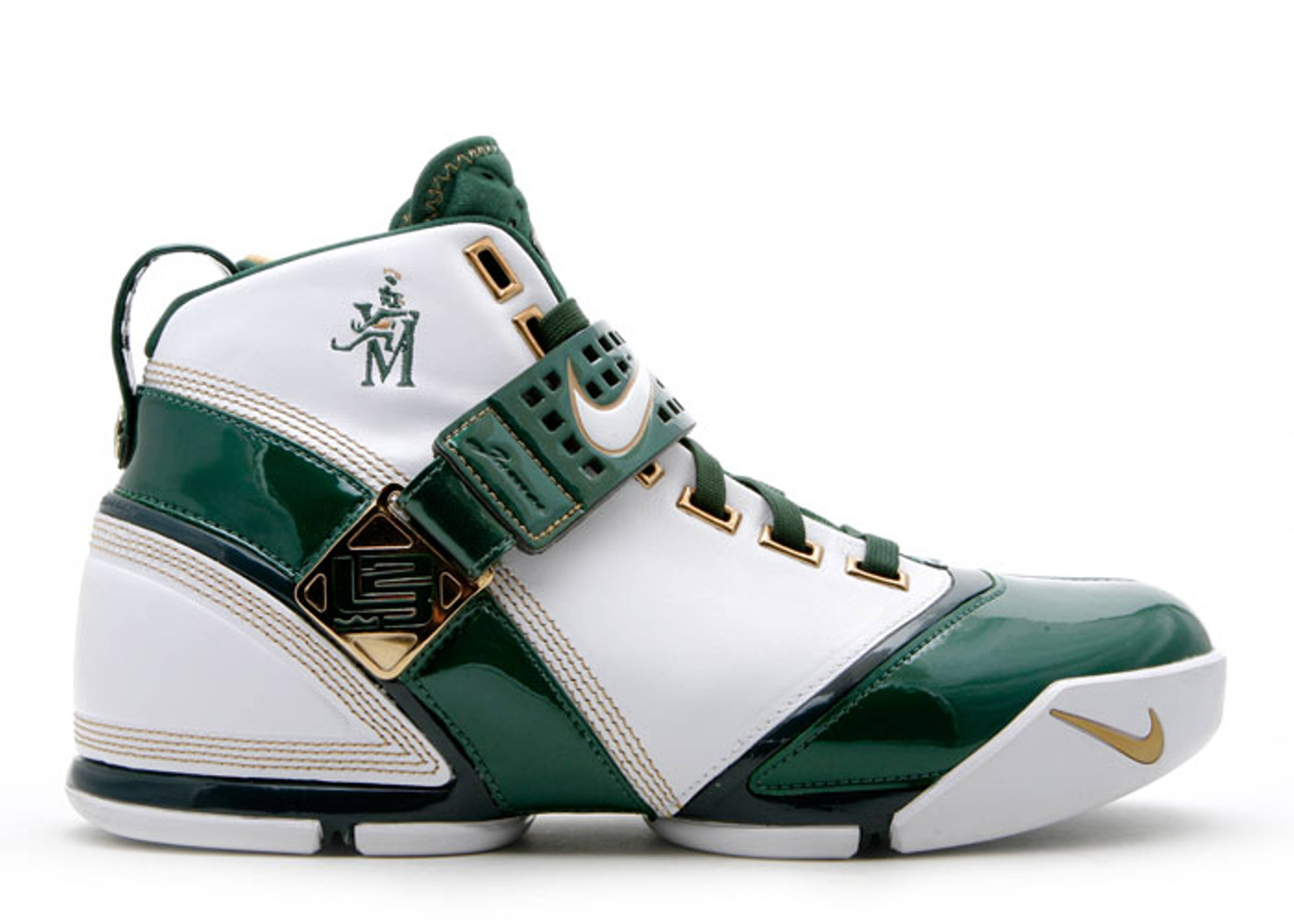 "zoom lebron 5 ""svsm home"""