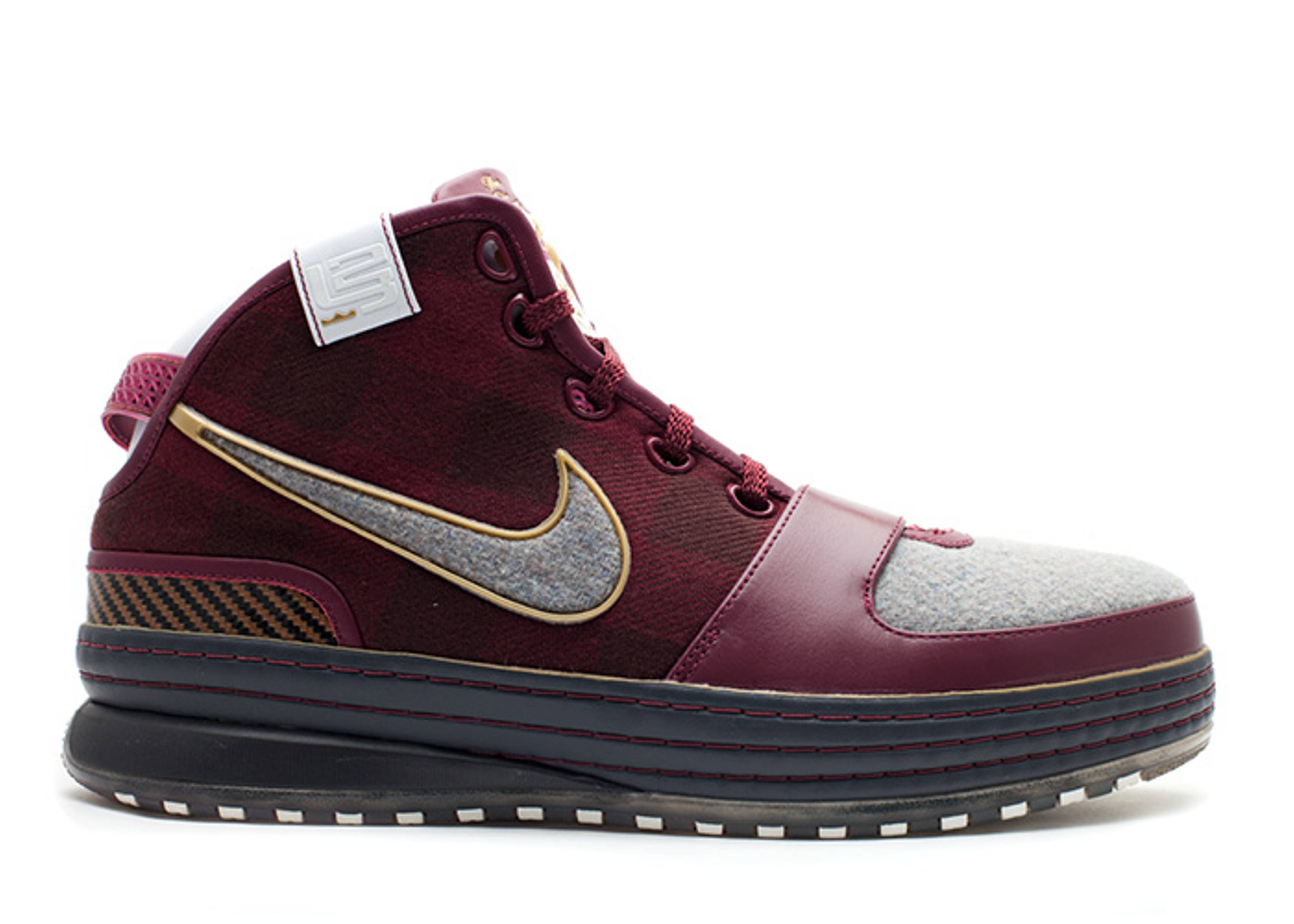 "zoom lebron 6 ""wise"""
