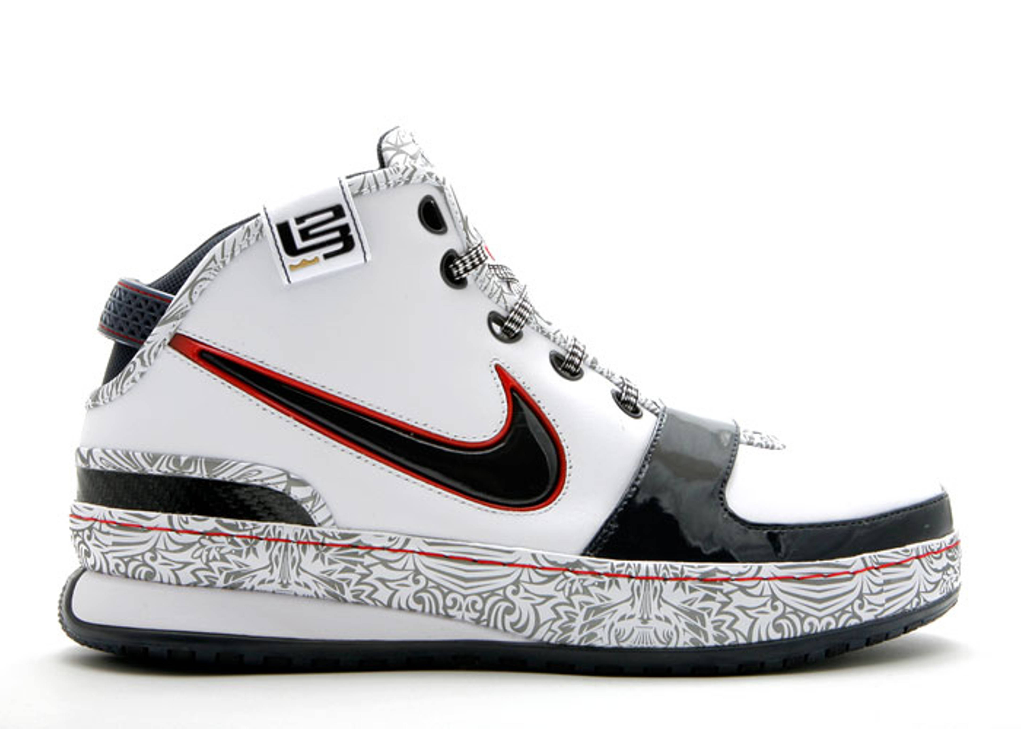 "zoom lebron 6 ""united we rise"""
