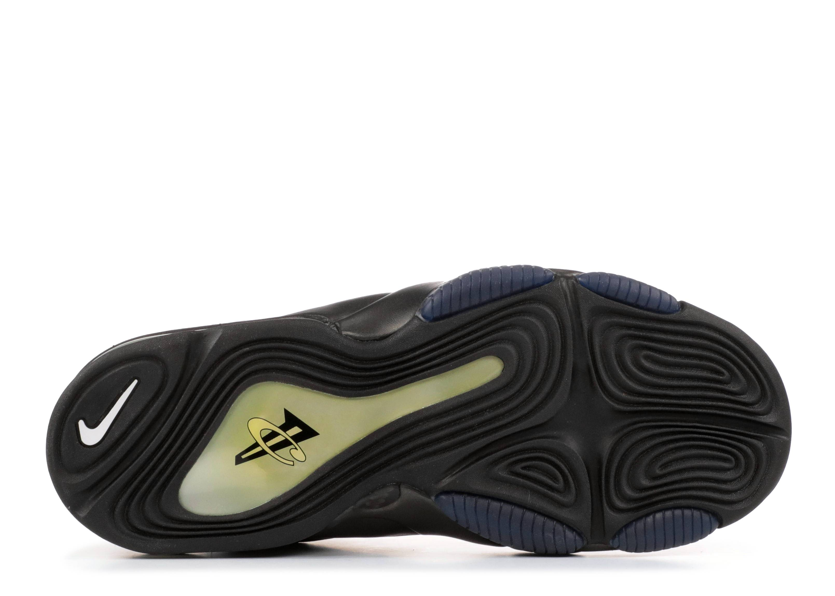 450bc73eb649b ... Air Penny 3 - Nike - 304845 002 - black black-varsity royal Flight .