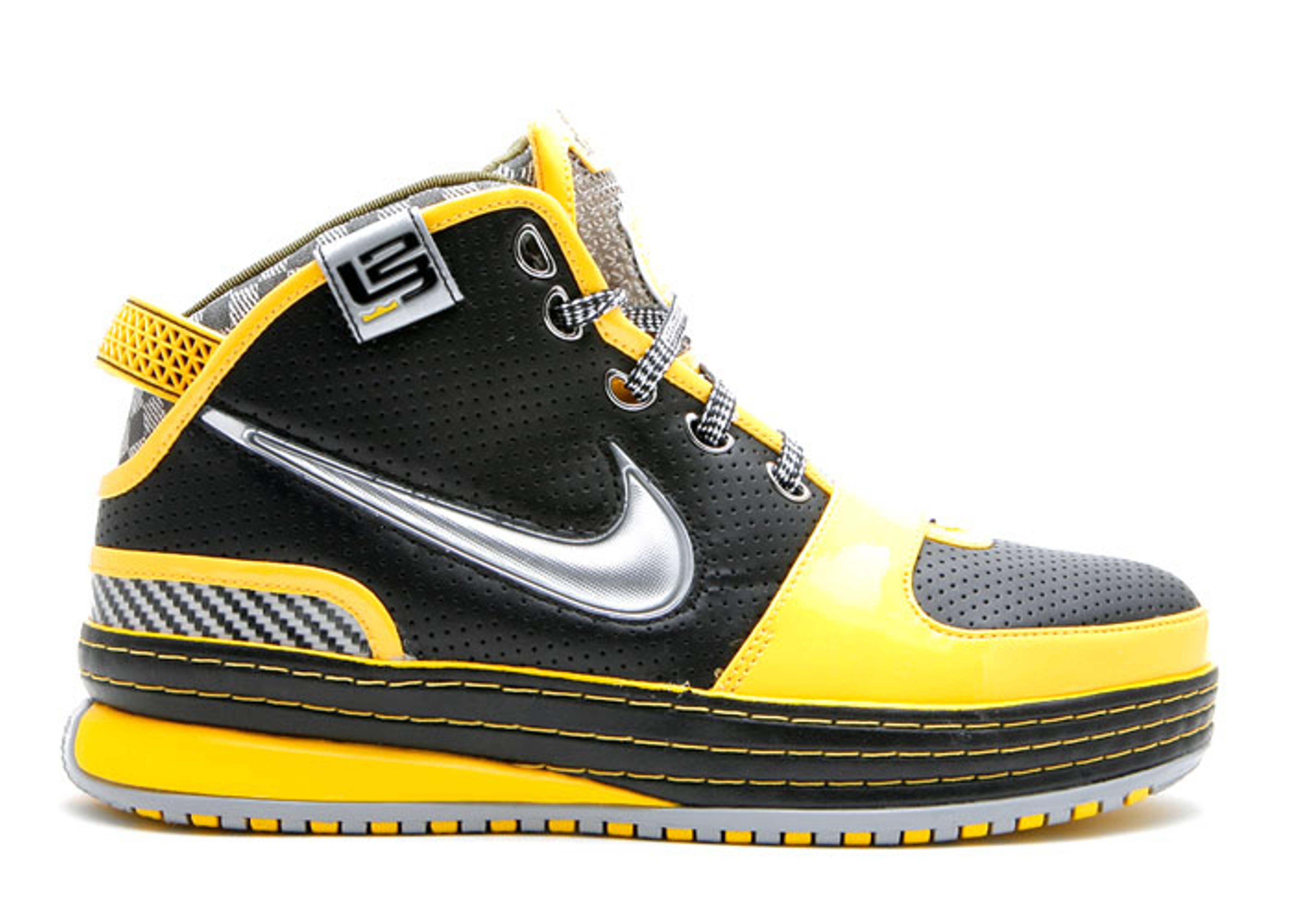 "zoom lebron 6 ""taxi"""