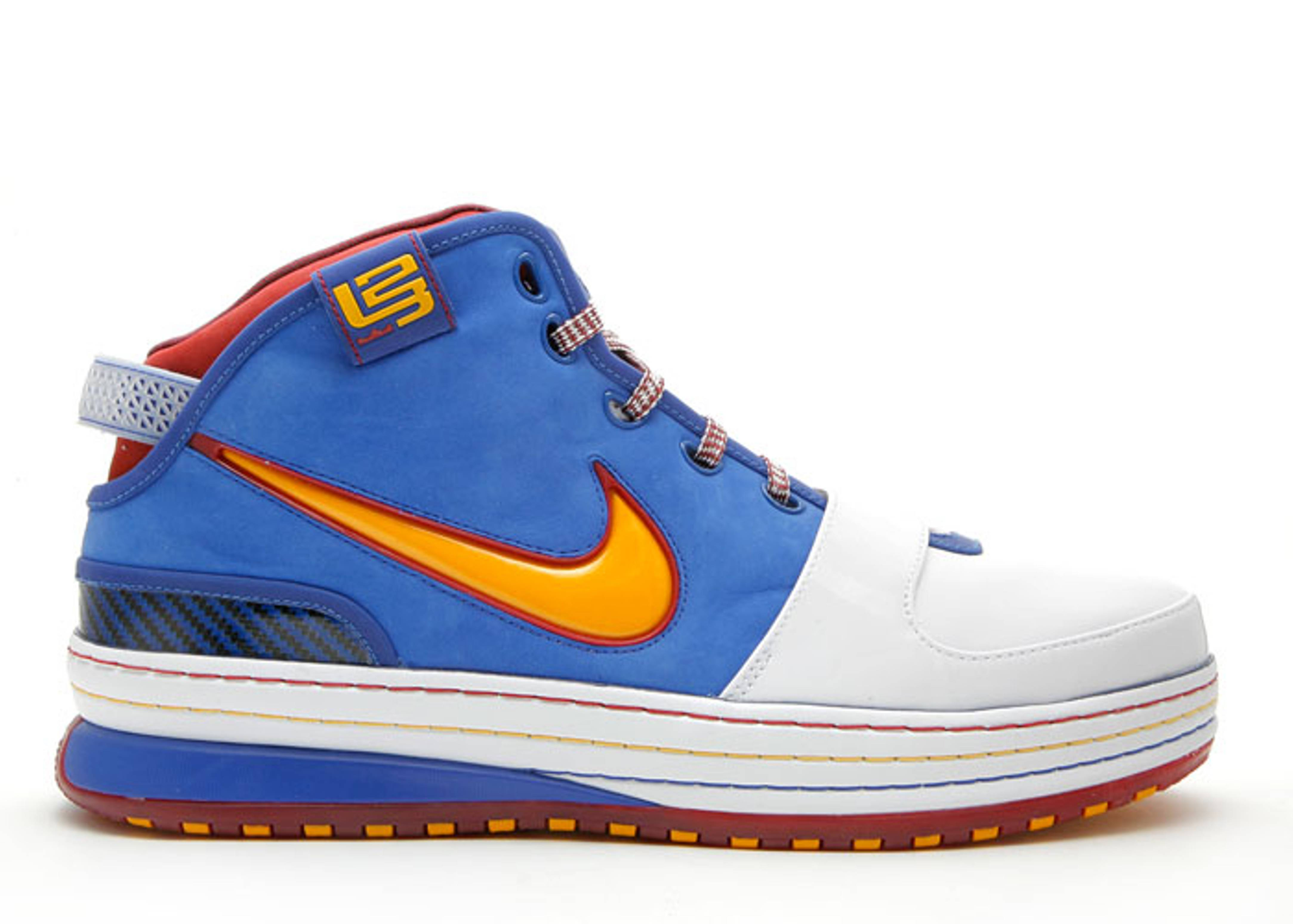 "zoom lebron 6 ""superman"""
