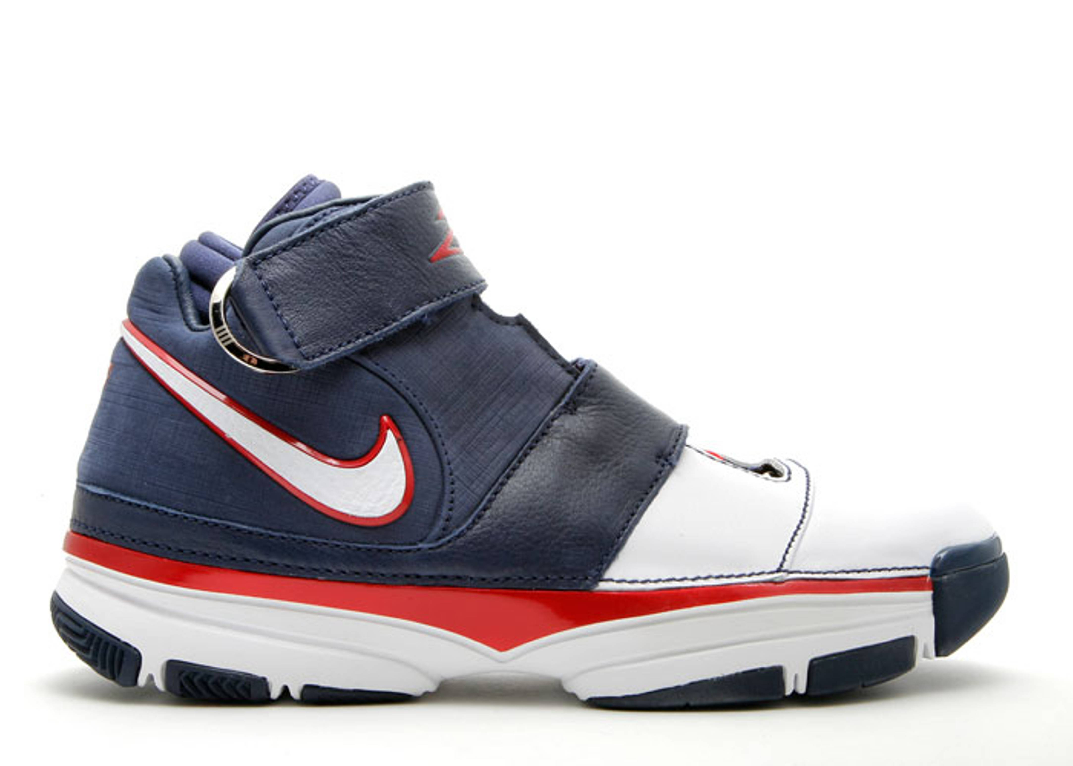 b85c8169eb30 Zoom Kobe 2 St - Nike - 316835 411 - midnight navy white-varsity red ...