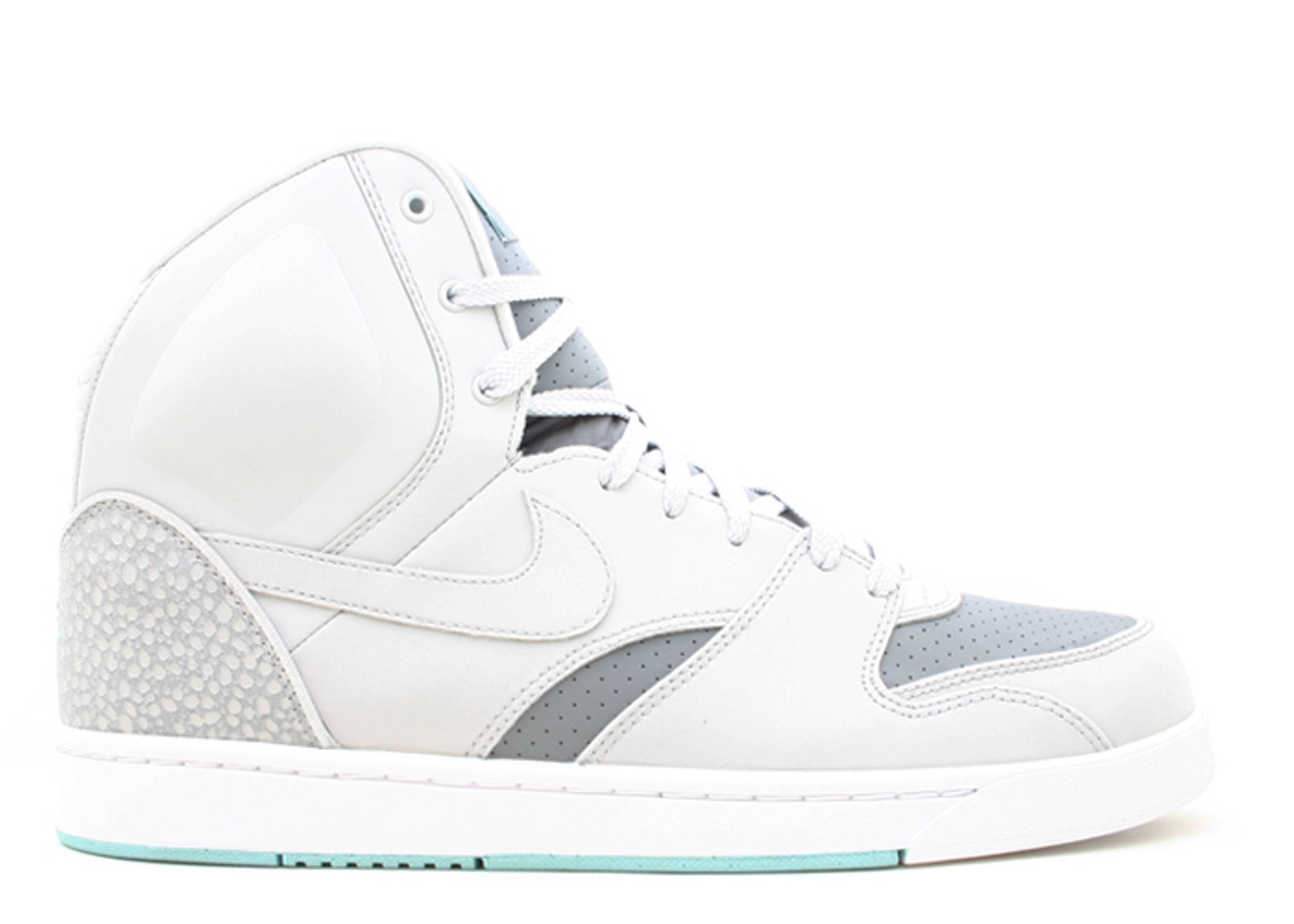 bfc0ae9c14d Rt1 High - Nike - 354034 002 - ntrl grey  ntrl grey green mist cl ...