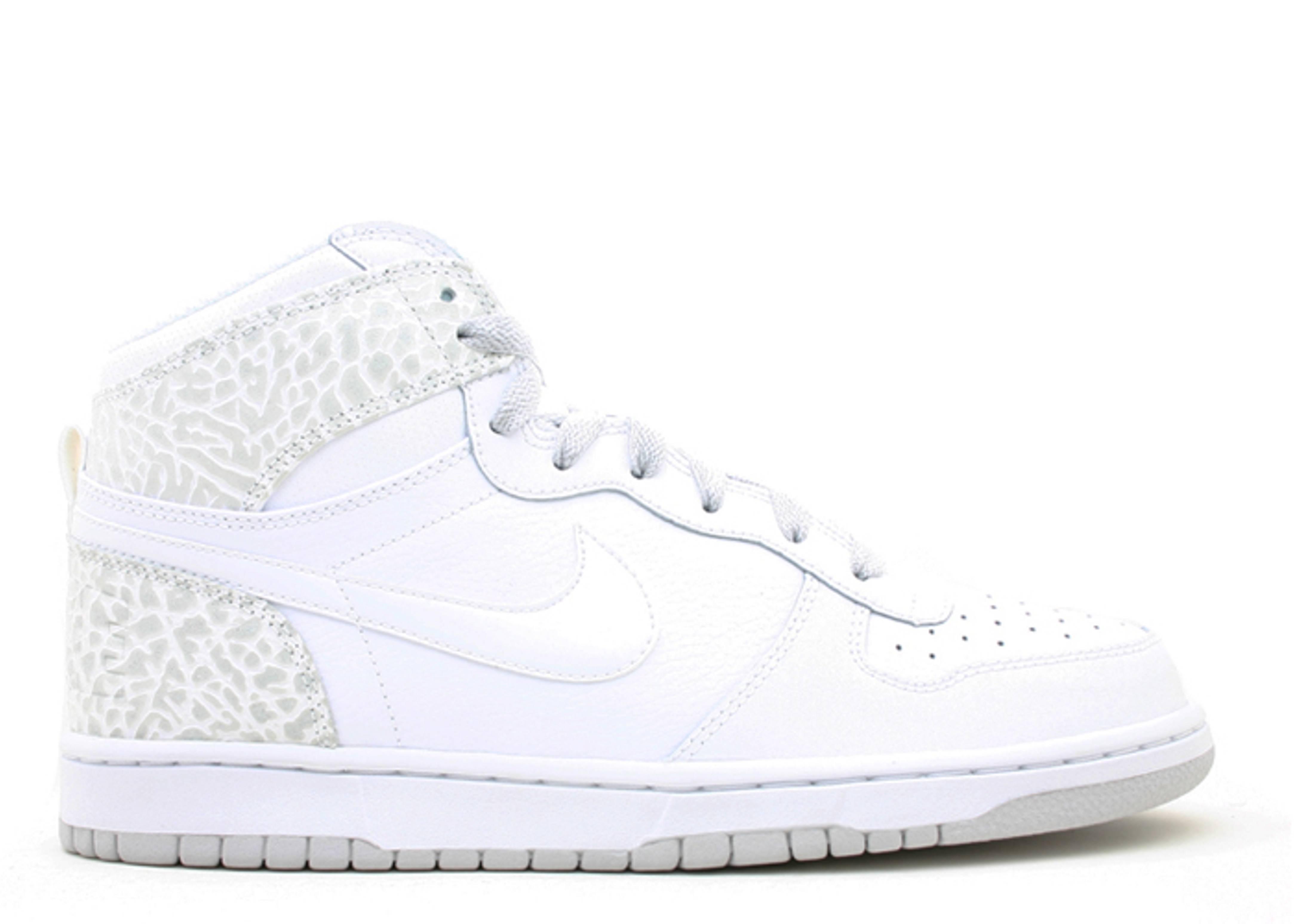 official photos bbb3b d38fc Big Nike High - Nike - 336608 111 - white white neutral grey ...