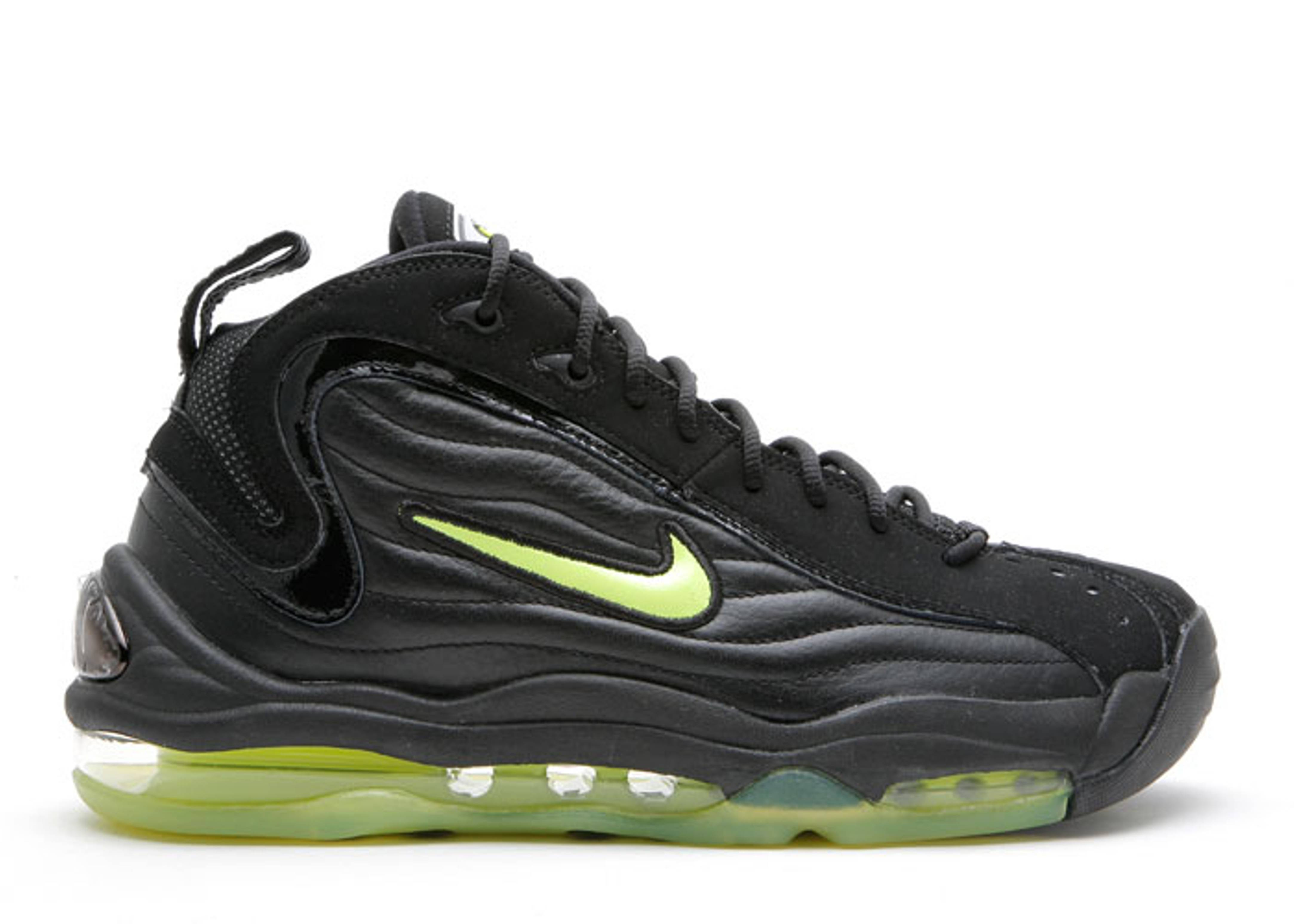 Nike Air Total Max Uptempo Black