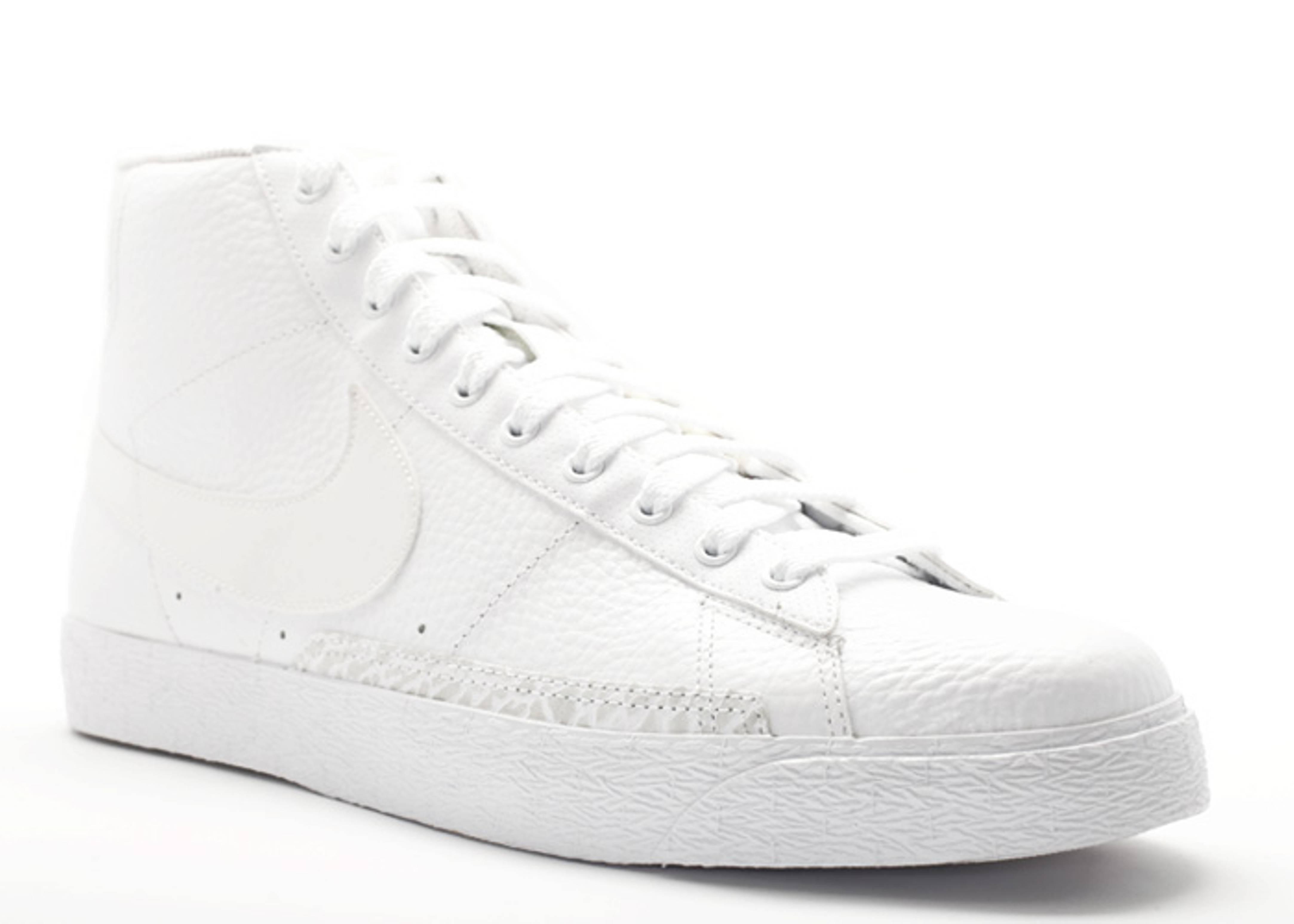 pretty nice b109d bd446 Blazer High - Nike - 316664 112 - white/white white | Flight ...