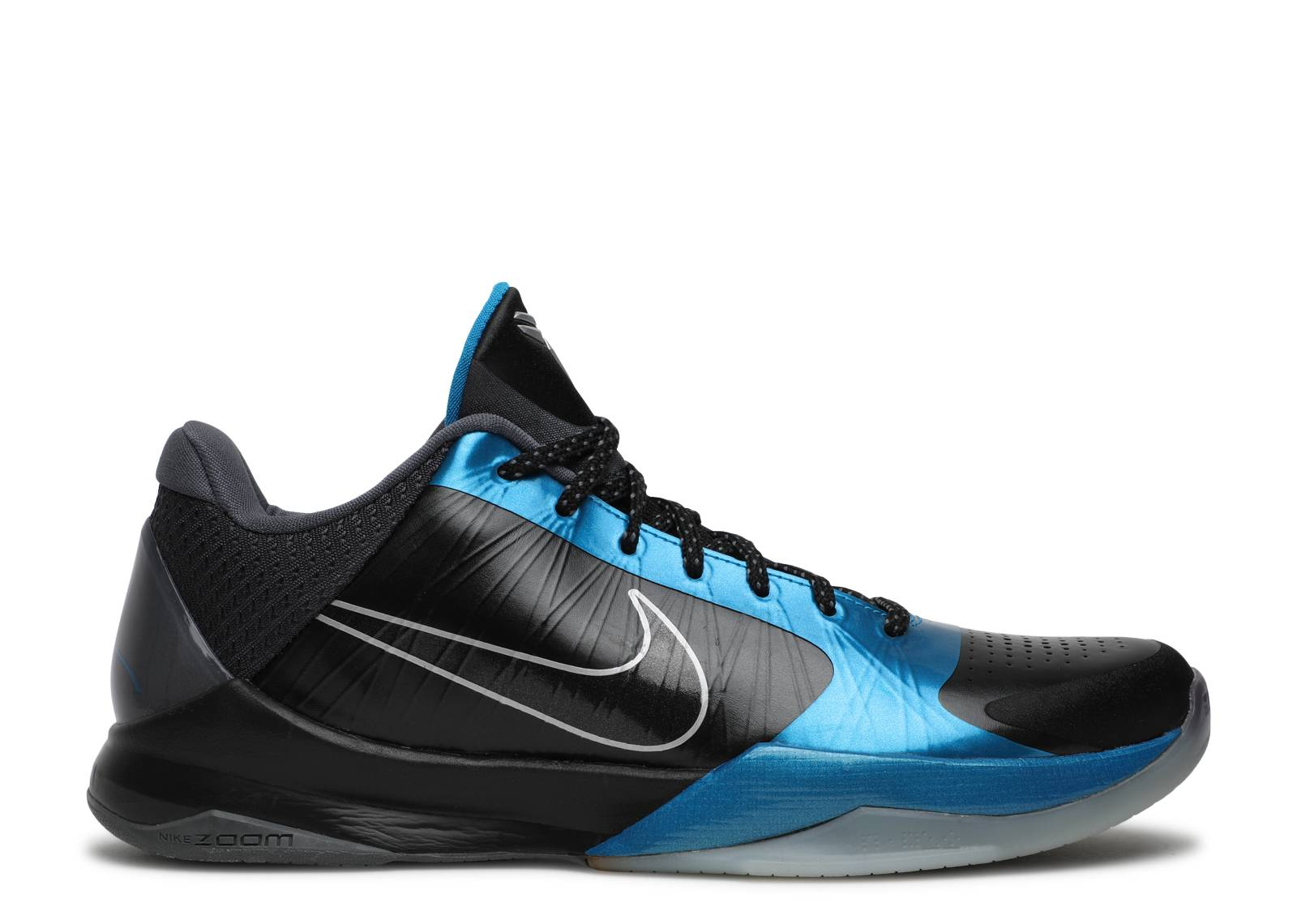 "zoom kobe 5 ""dark knight"""