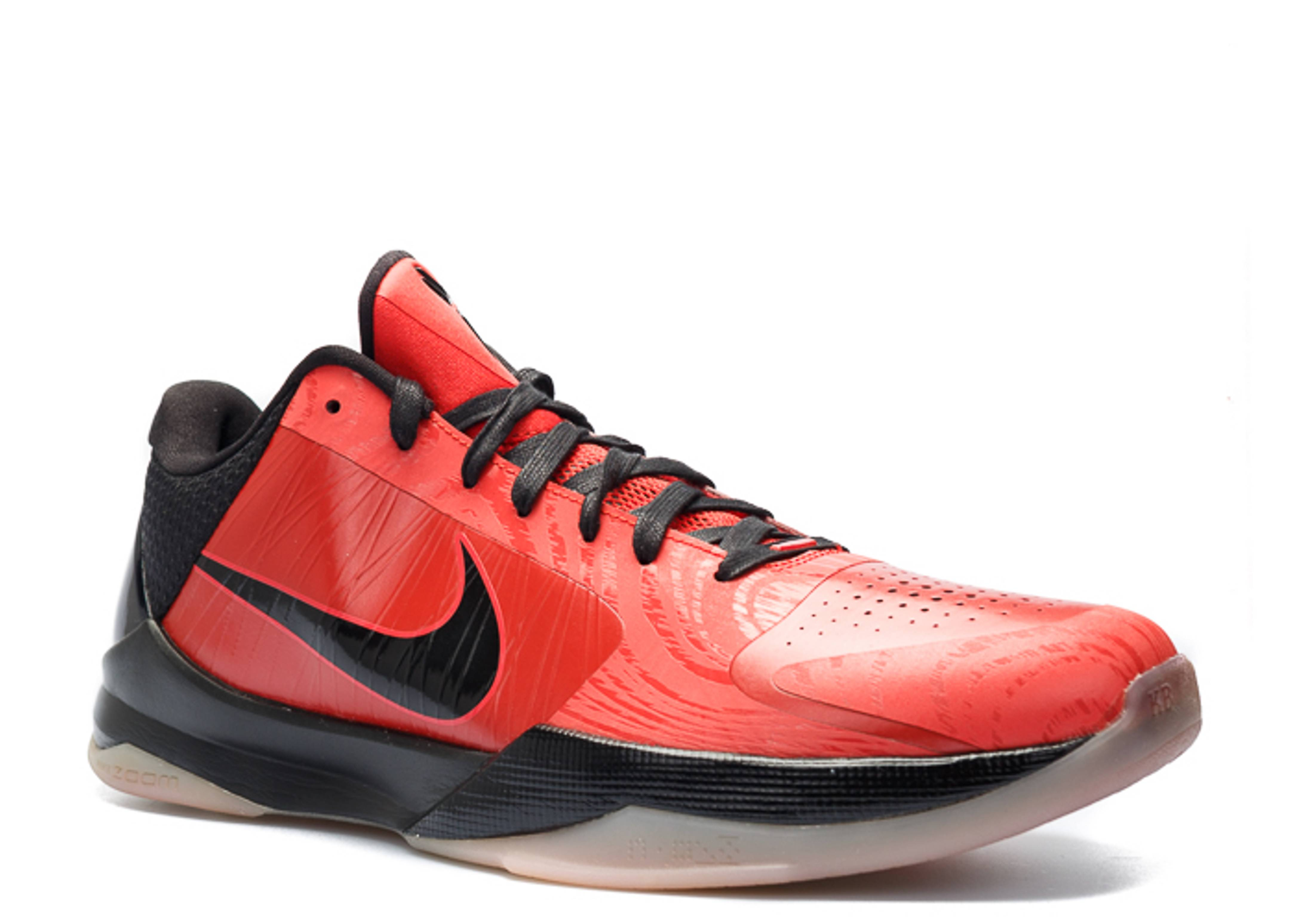 cheap for discount 904b6 c1a7d ... where to buy zoom kobe 5 all star nike 386429 601 daring red black white  flight