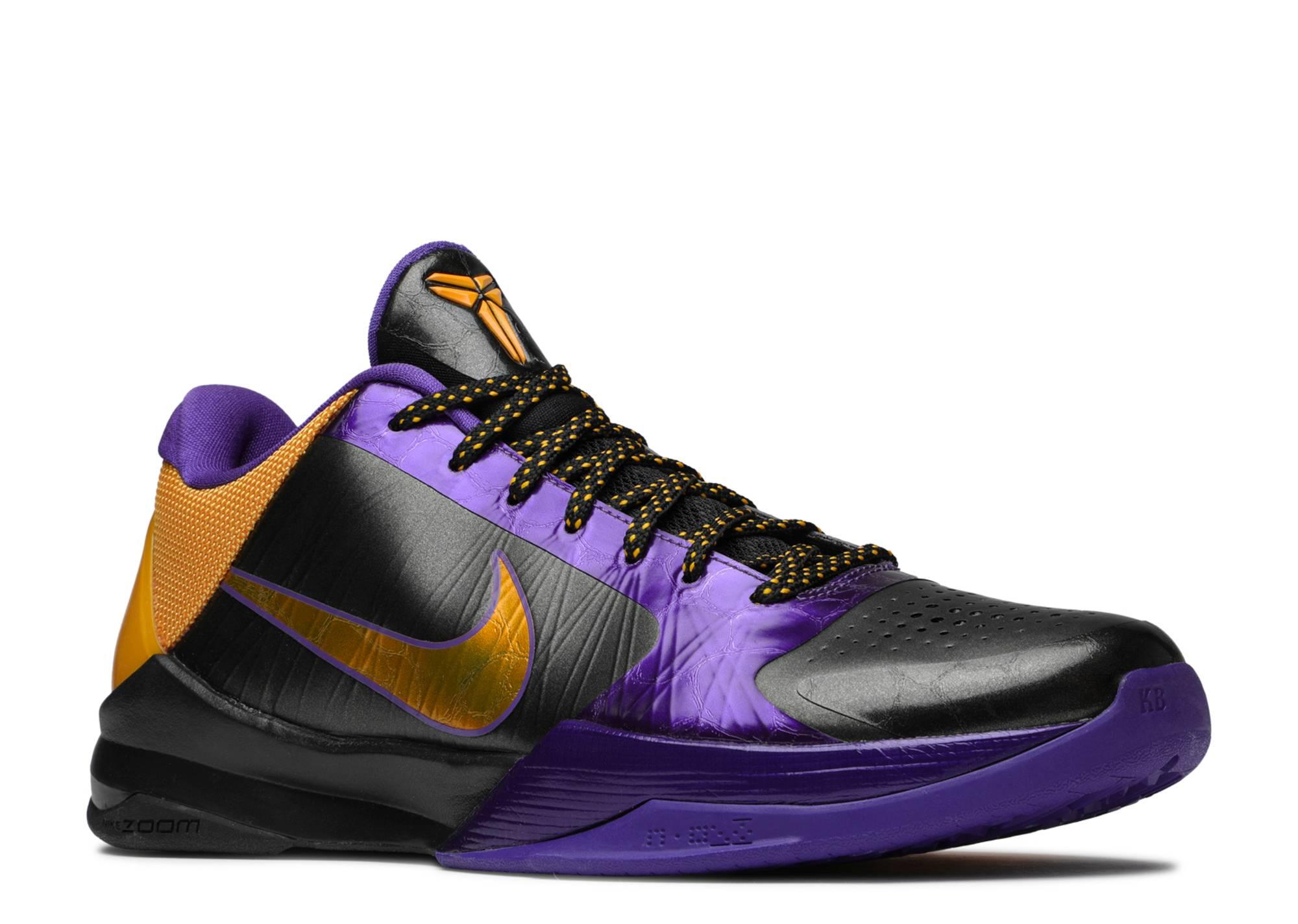 Zoom Kobe 5 - Nike - 386429 071
