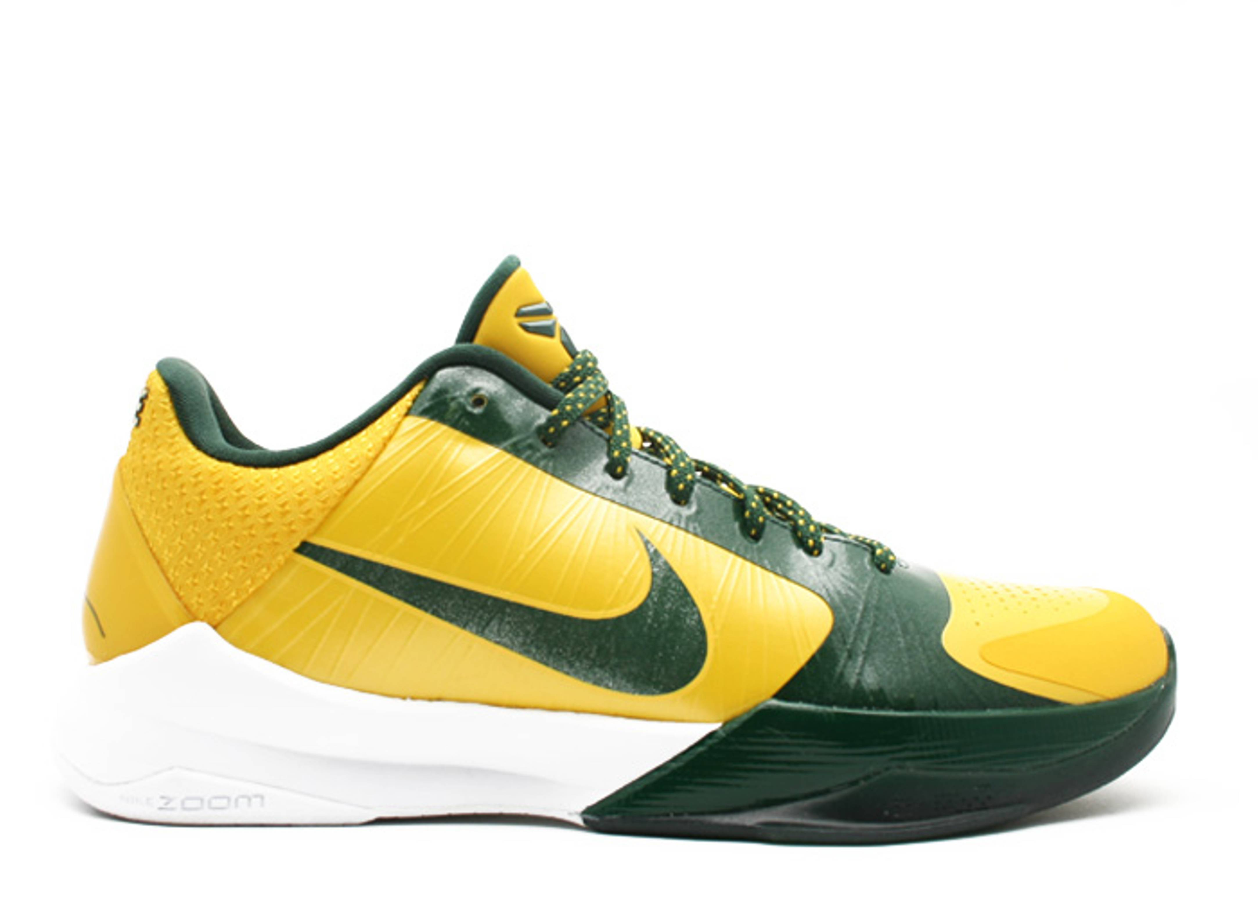 wholesale dealer c4f3a d730f Zoom Kobe 5 - Nike - 386429 700 - vrsty mz dp frst-white (rice ...