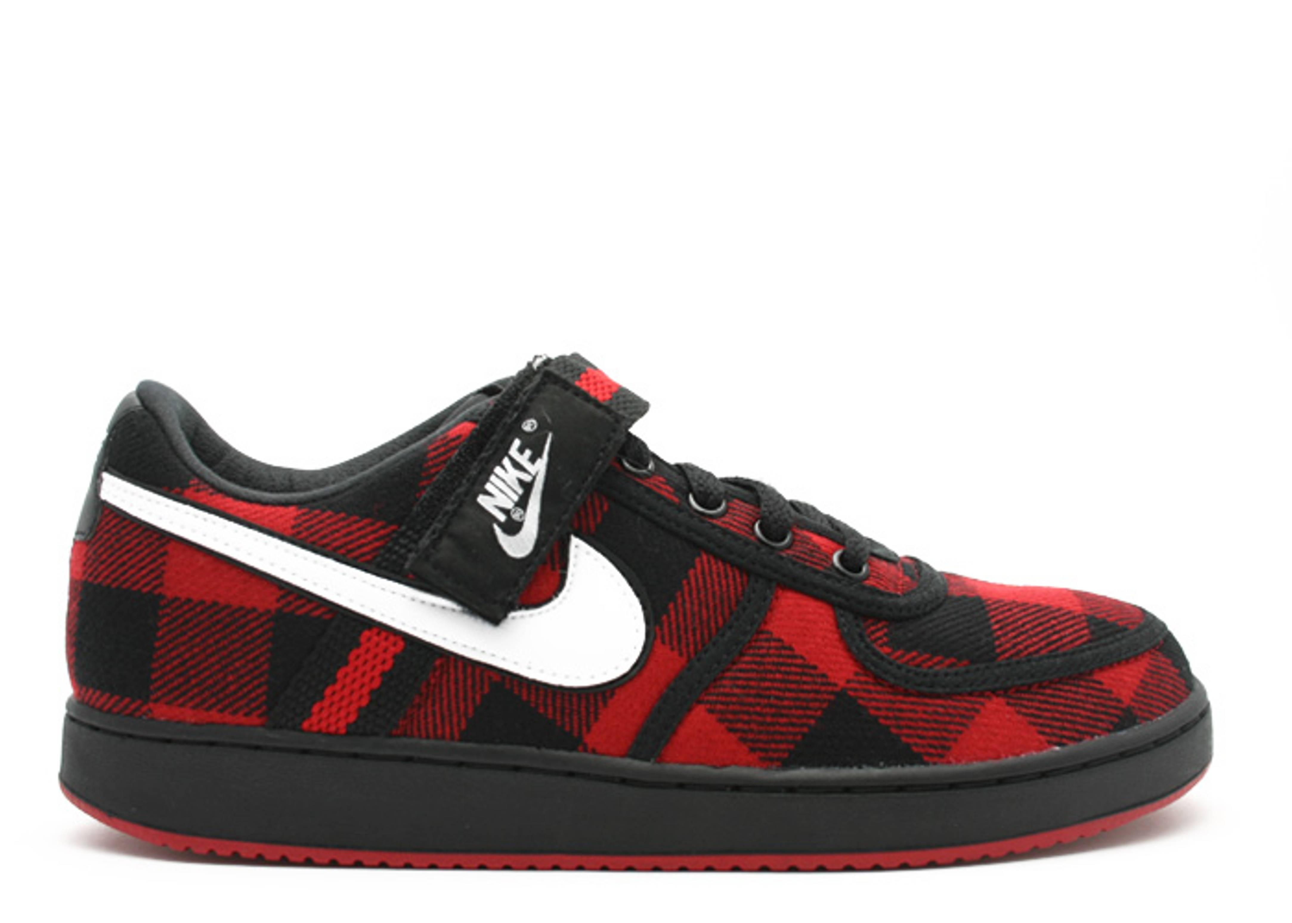 Vandal Low Premium - Nike - 341537 611 - varsity red white-black ... 632475eea
