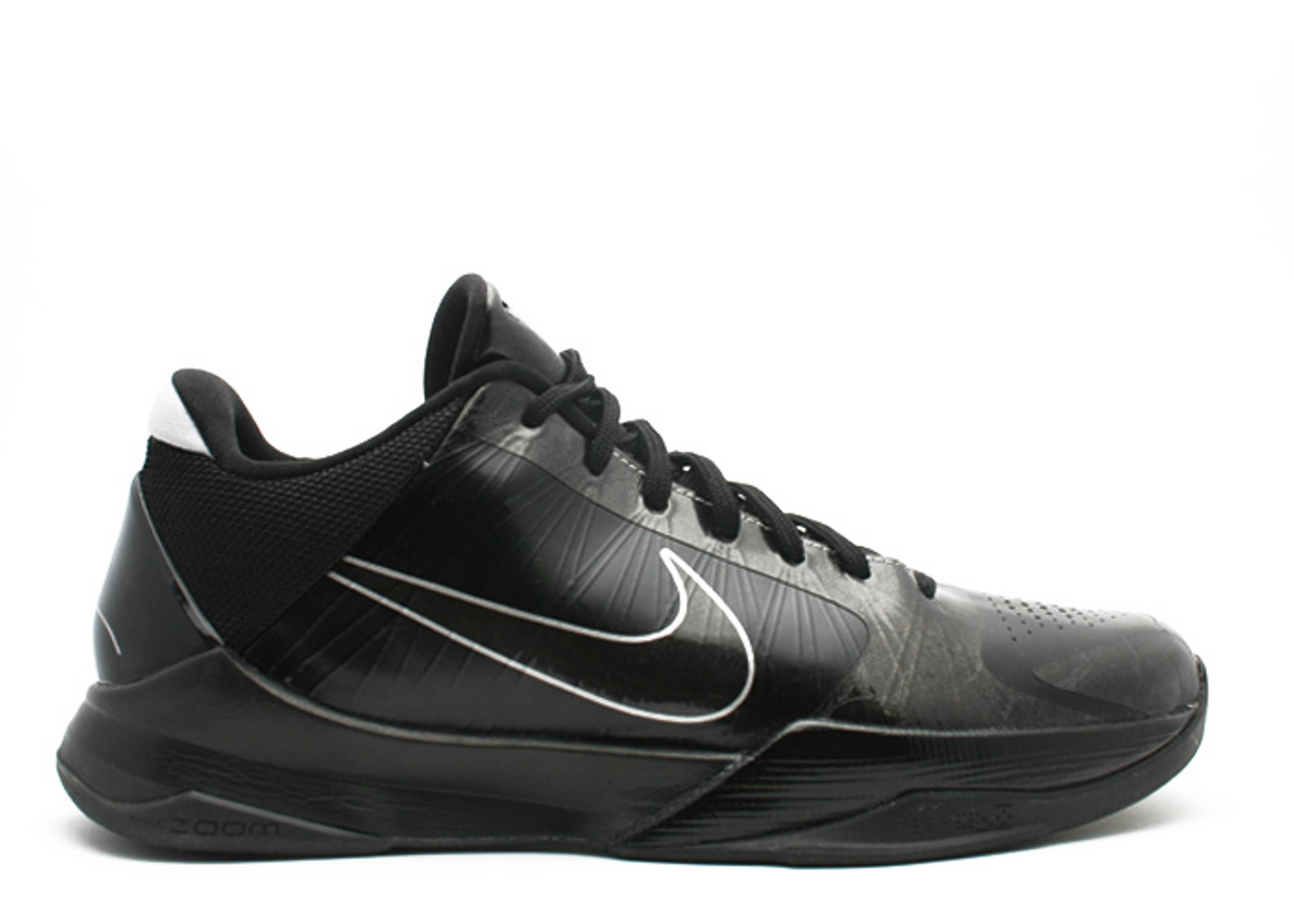 "zoom kobe 5 ""black out"""