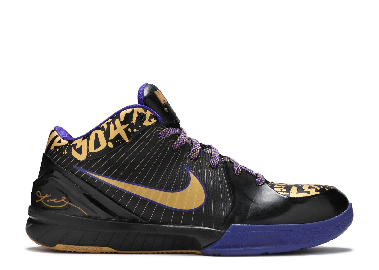 new styles 3ae3a 5f996 nike. zoom kobe 4 (pop)