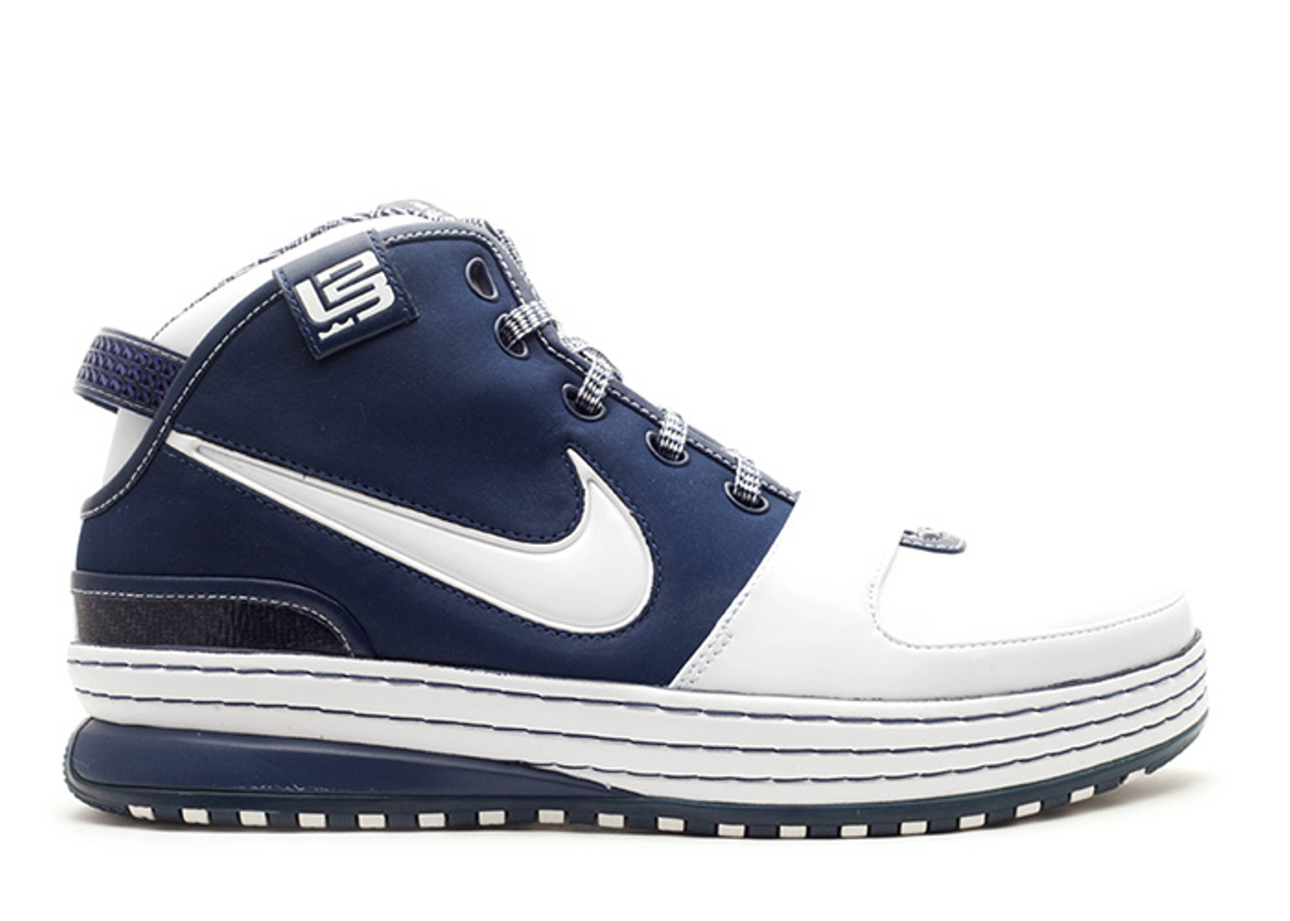 "zoom lebron 6 ""yankees"""