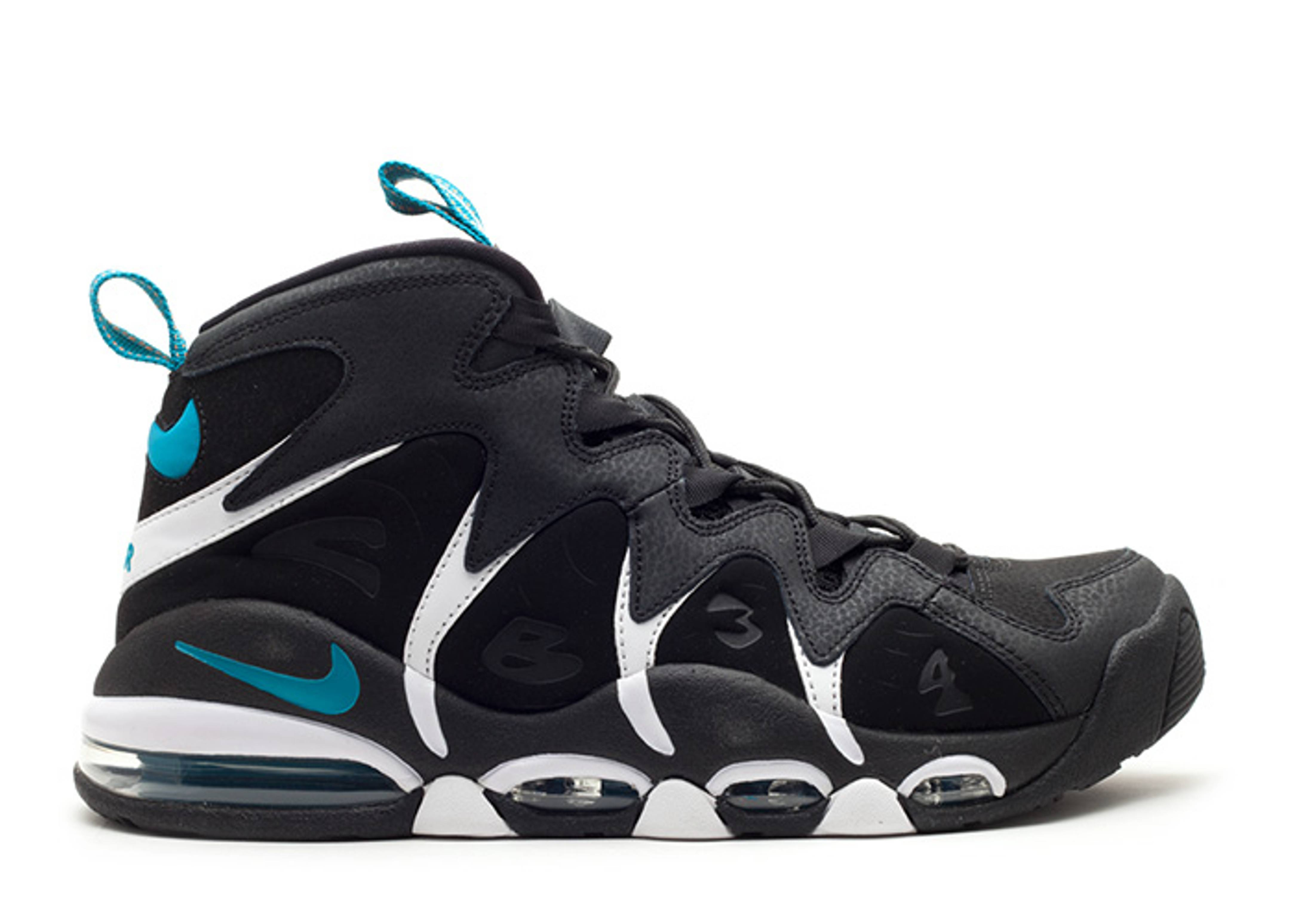 cheap for discount 5fc1b ef82b Air Max Cb34 - Nike - 414243 001 - black glass blue-metallic silver ...