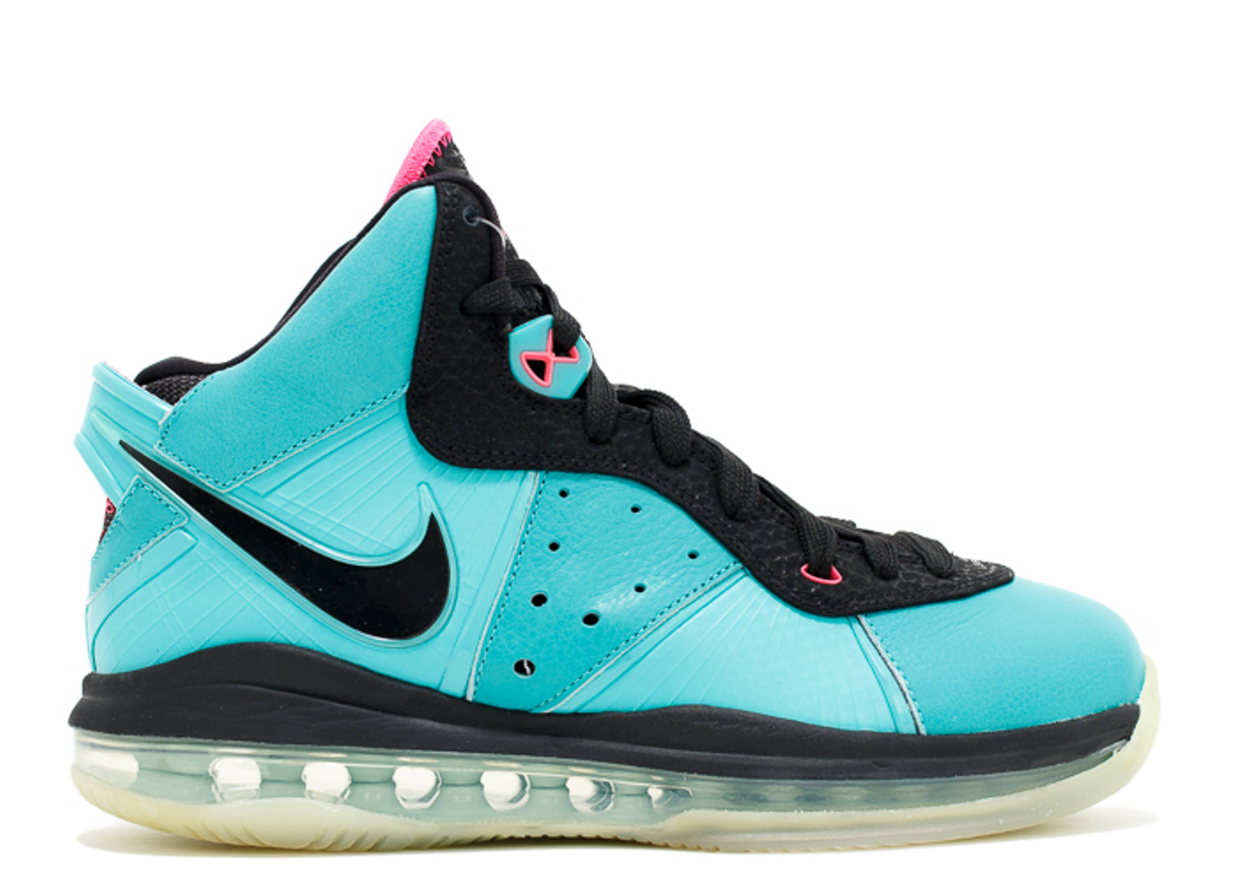 "lebron 8 (gs) ""south beach"""