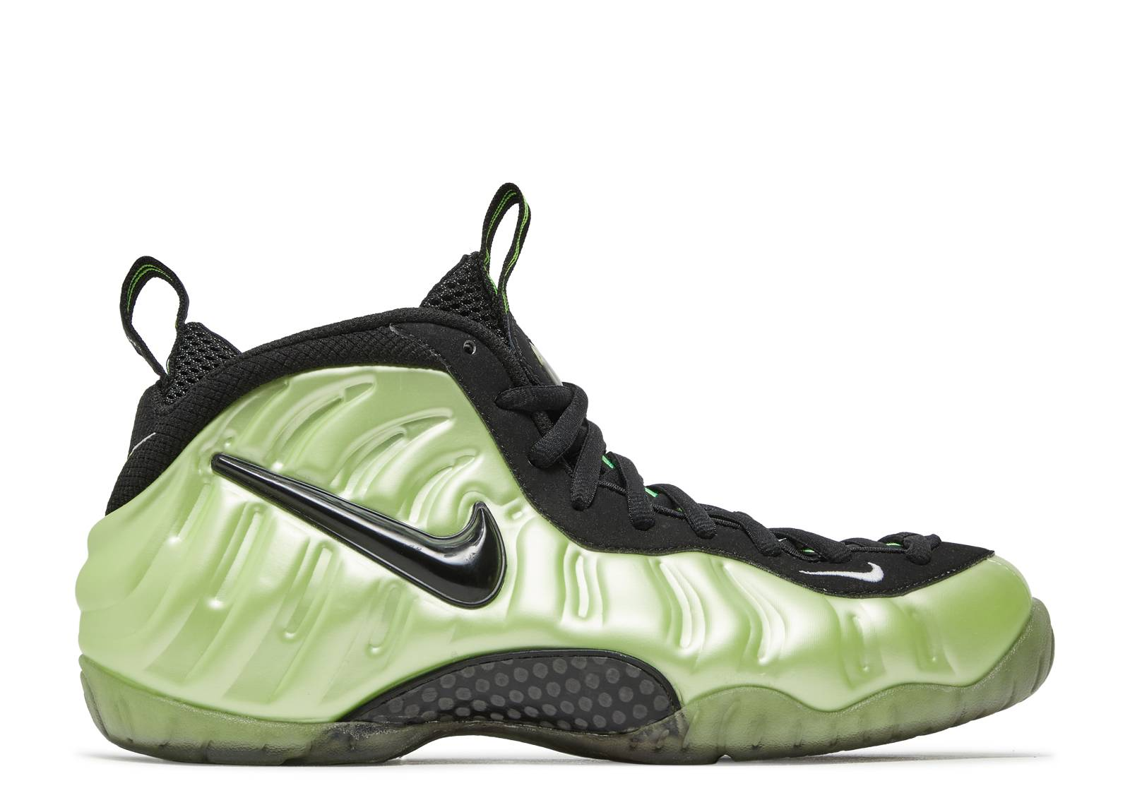 "air foamposite pro ""electric green"""