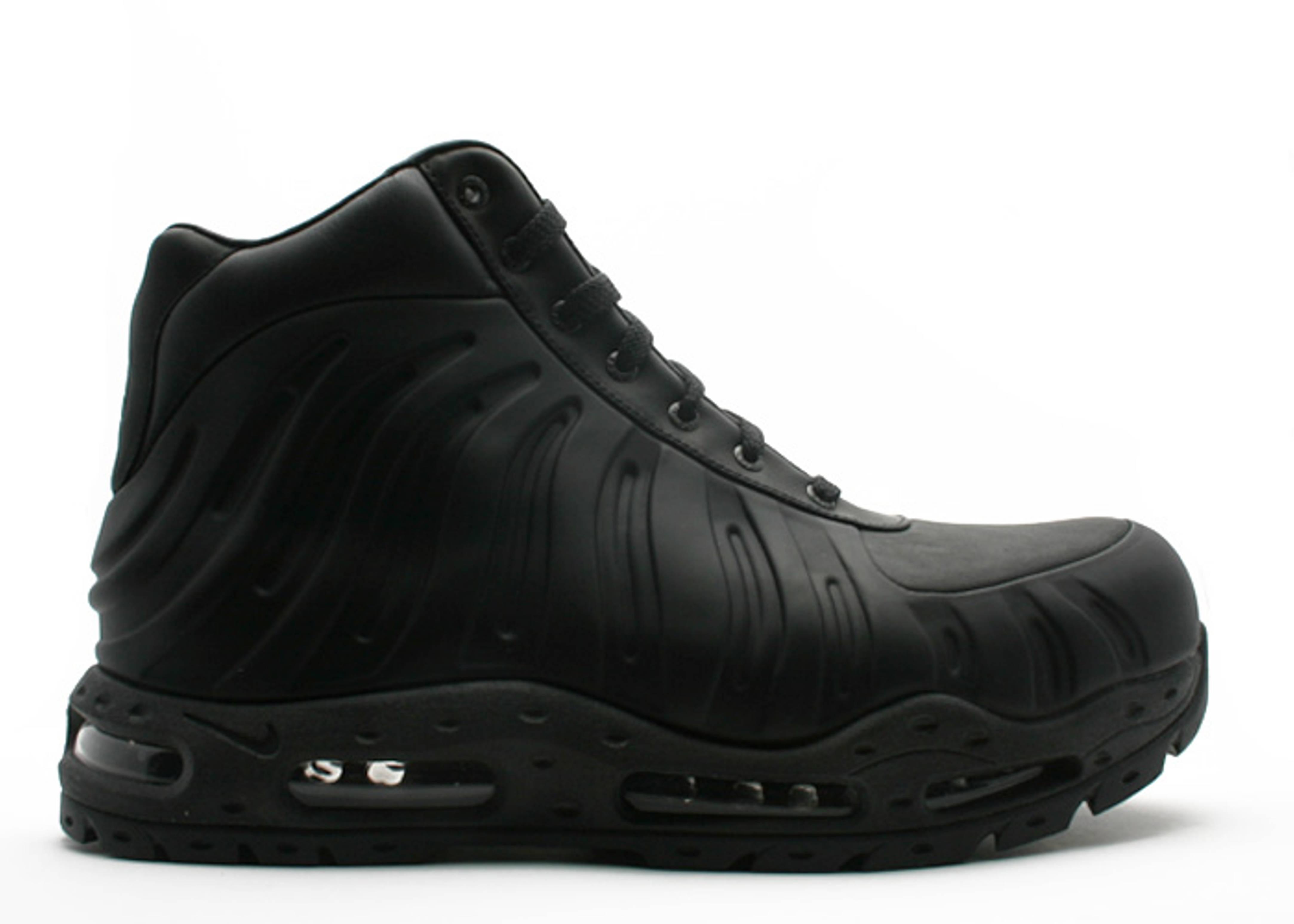 foamposite boot