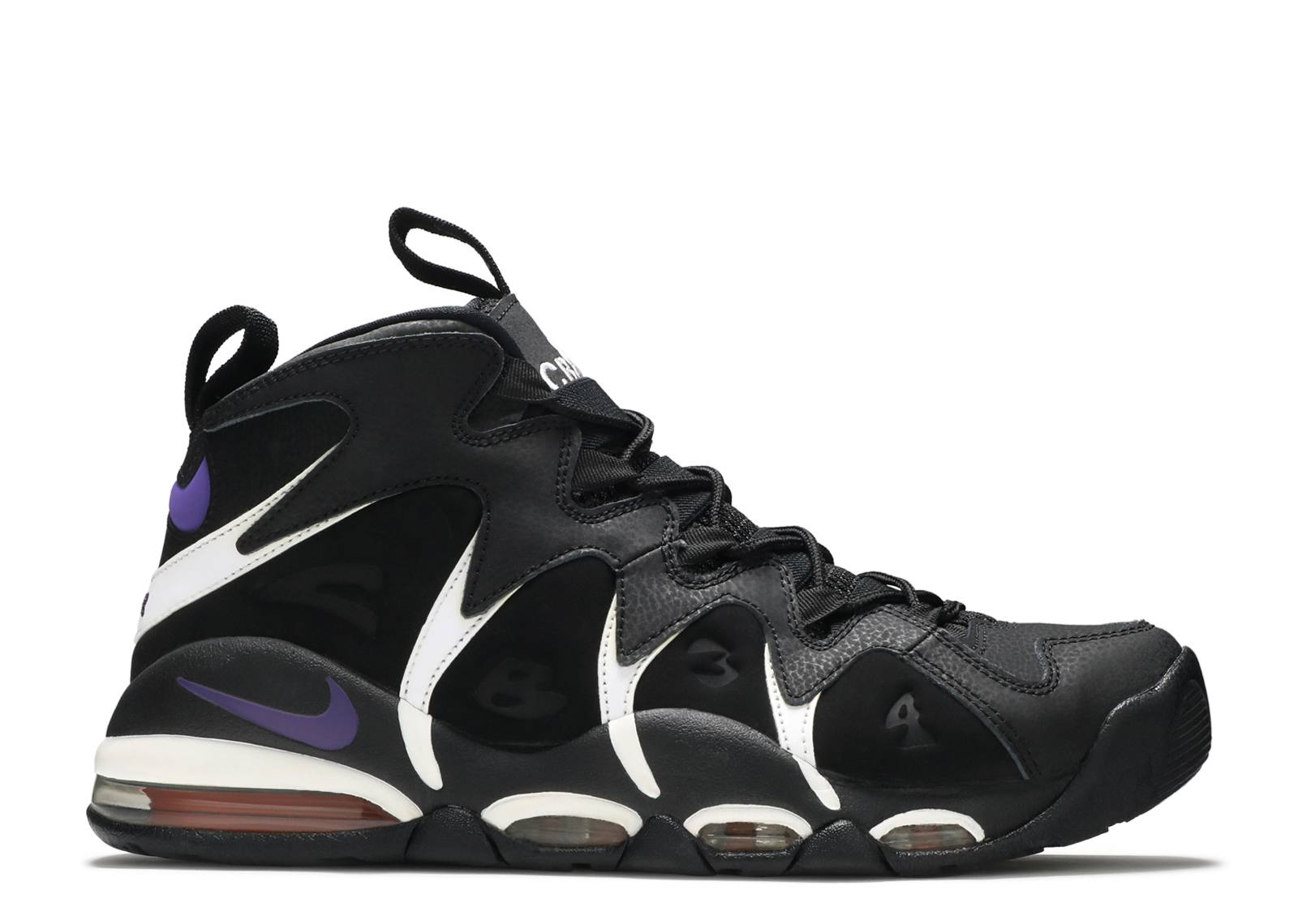 Air Max Cb34 - Nike - 414243 002 - black club purple-tm orng-blk ... bac9dbec3