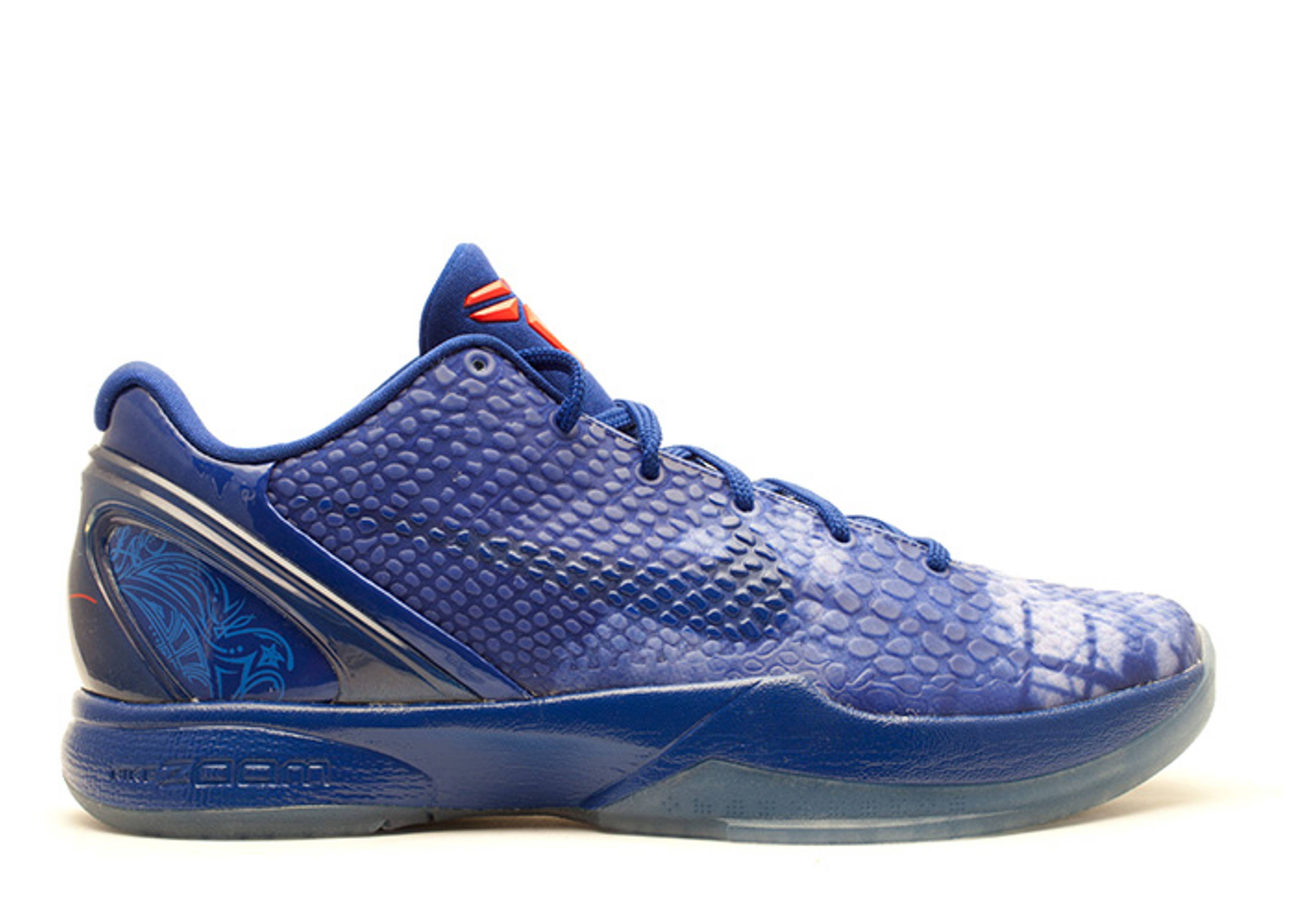 "nike zoom kobe 6 all-star ""la"""