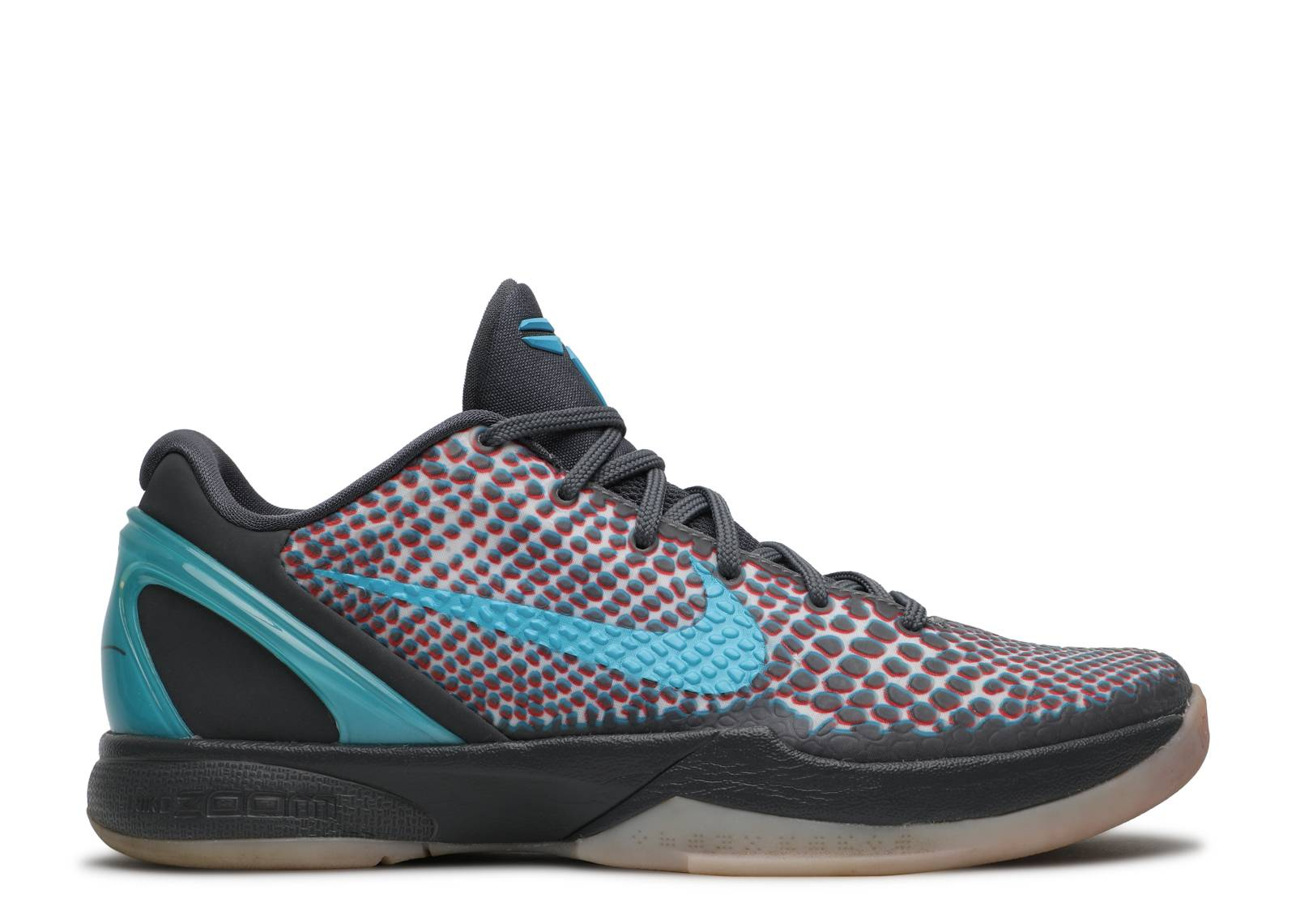 "zoom kobe 6 all-star ""3d/hollywood"""
