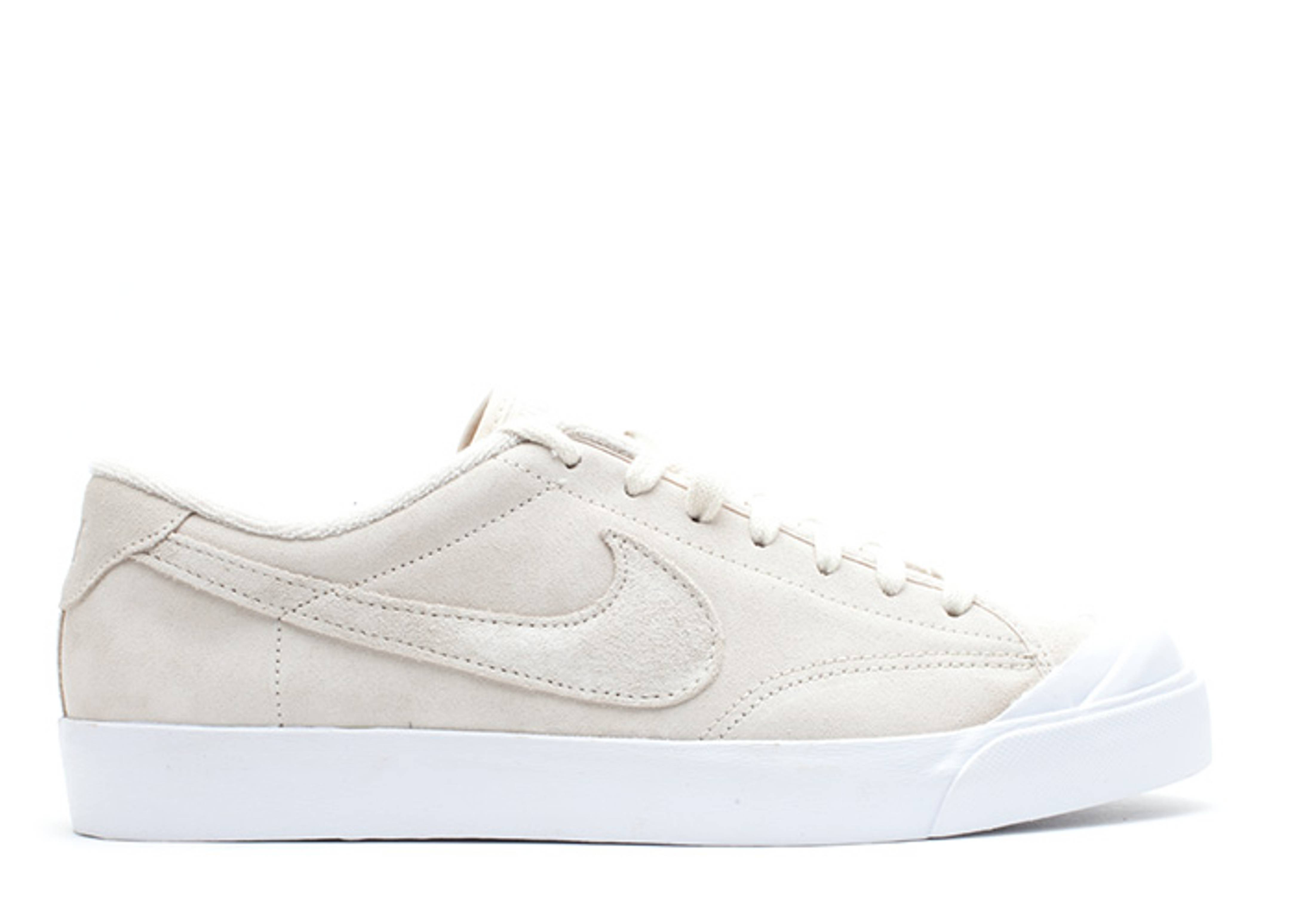 all court leather low