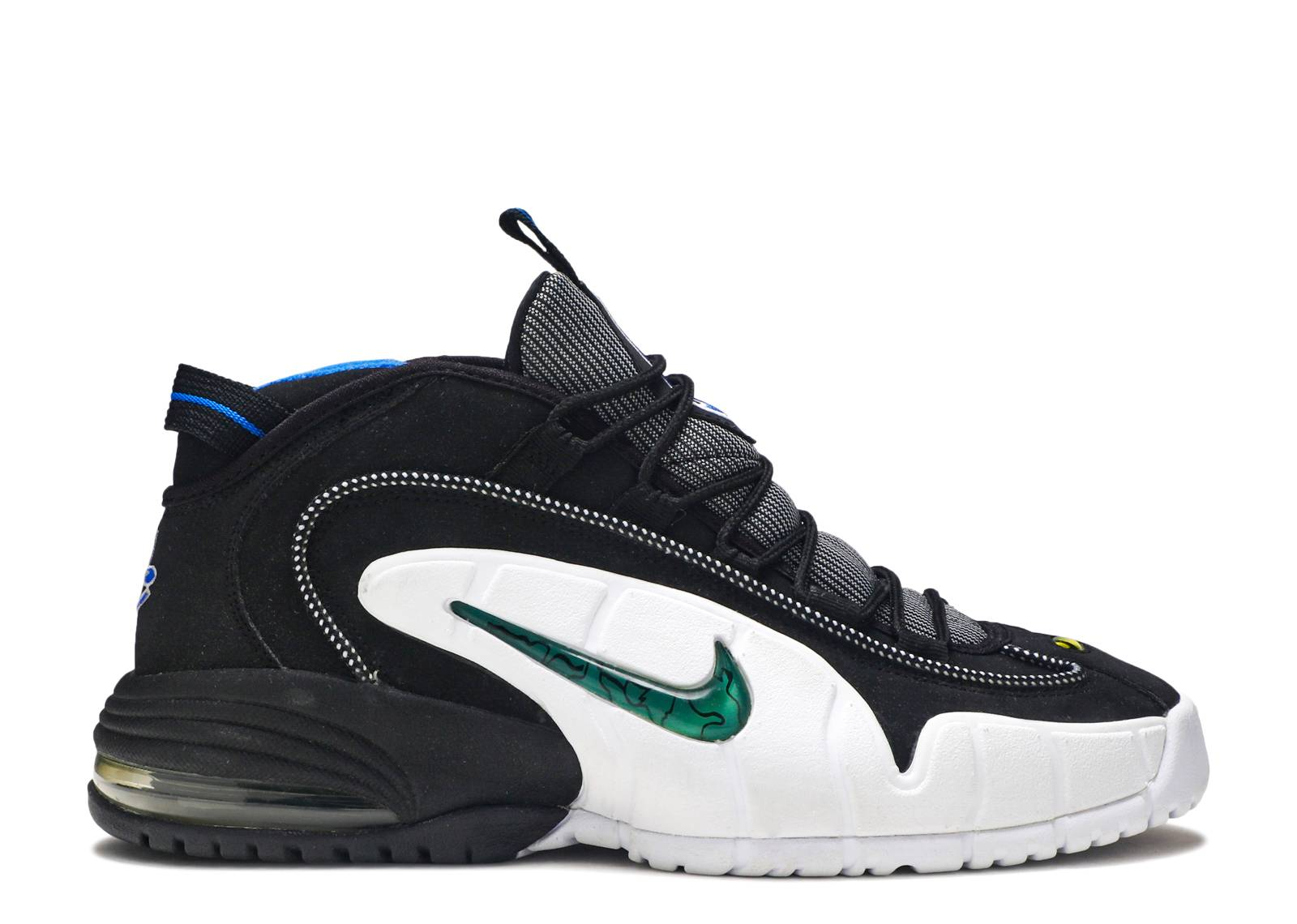 nike air max penny 1 black varsity royal white