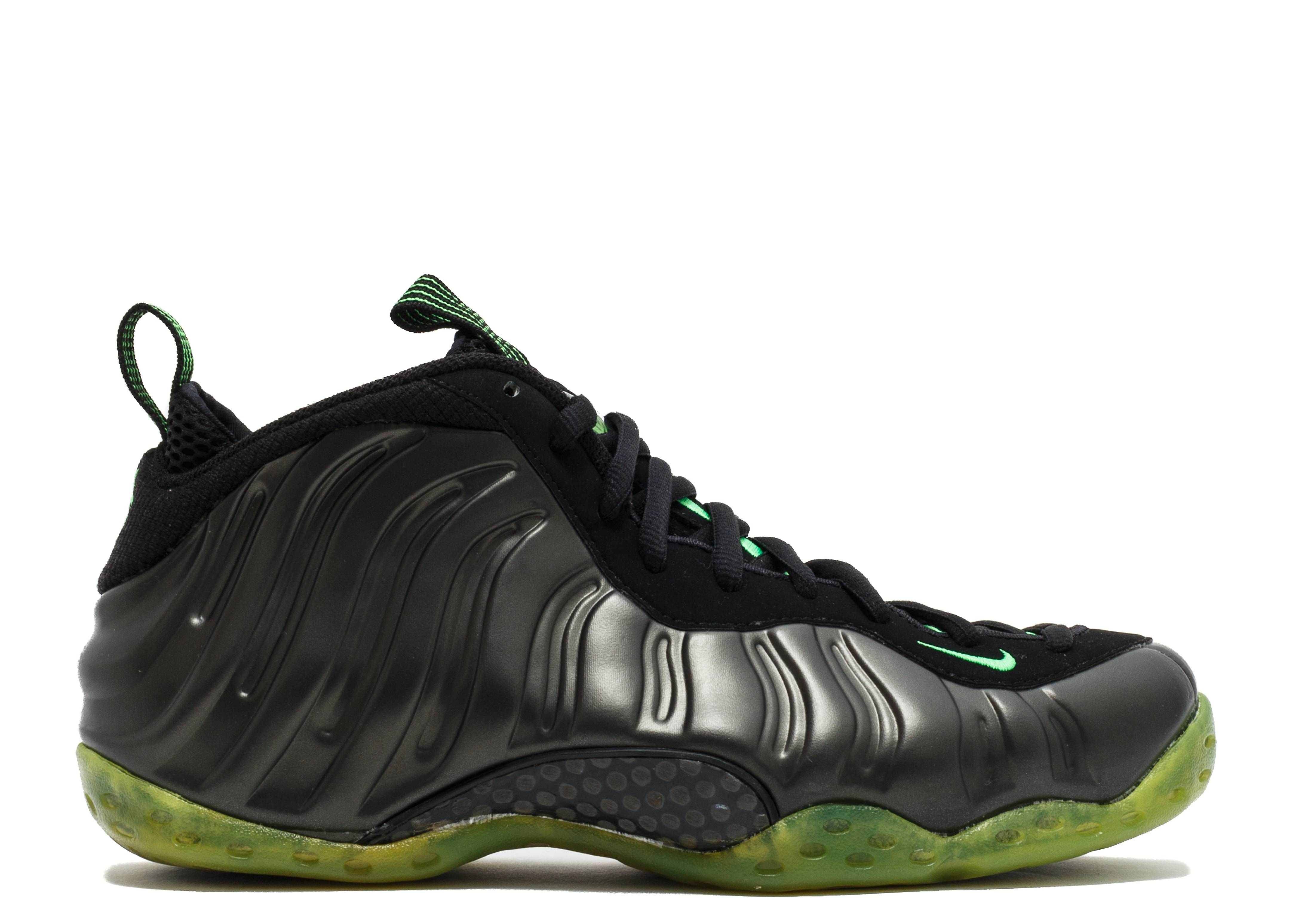 "air foamposite one ""hoh electric green"""