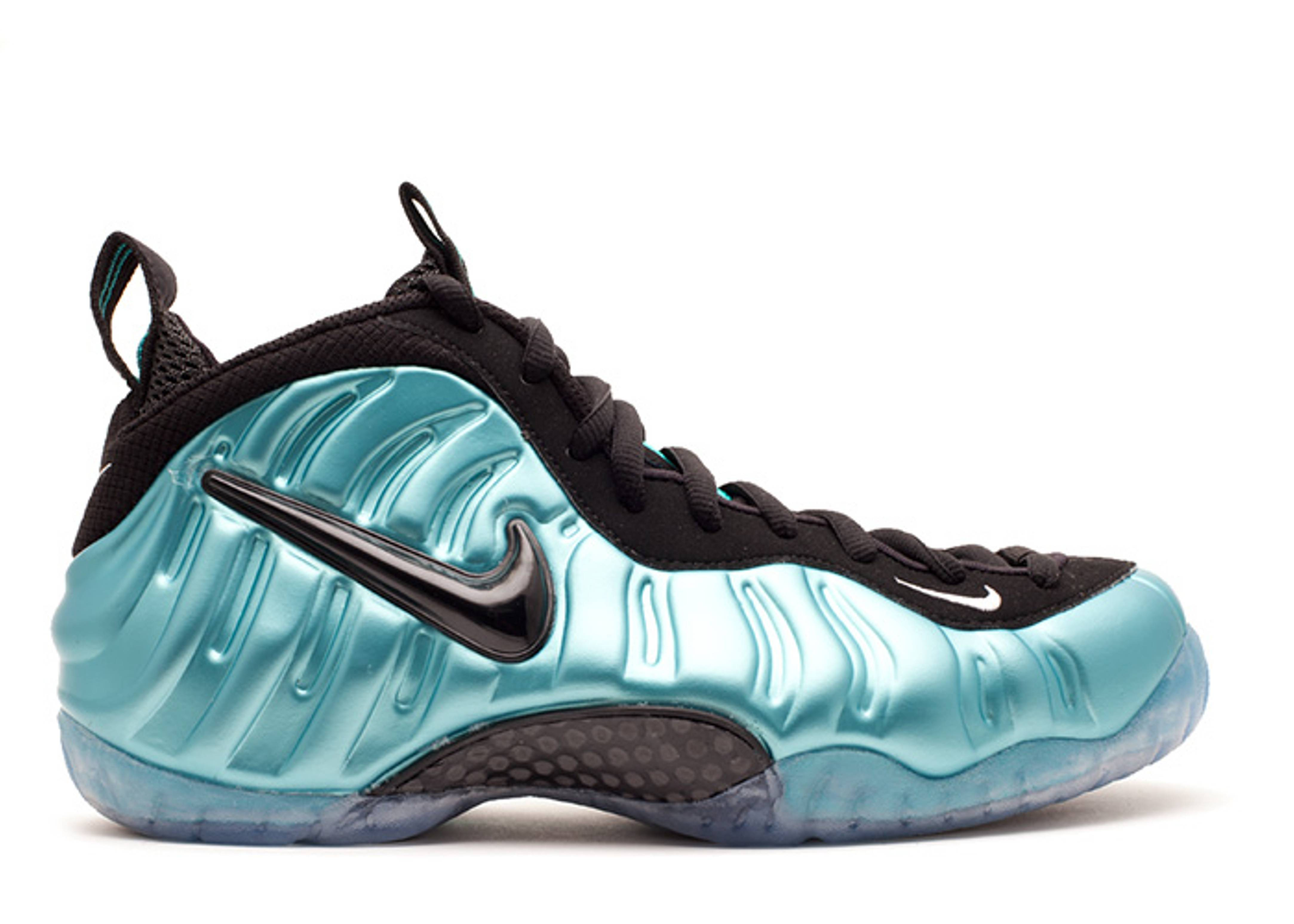 "air foamposite pro ""electric blue"""